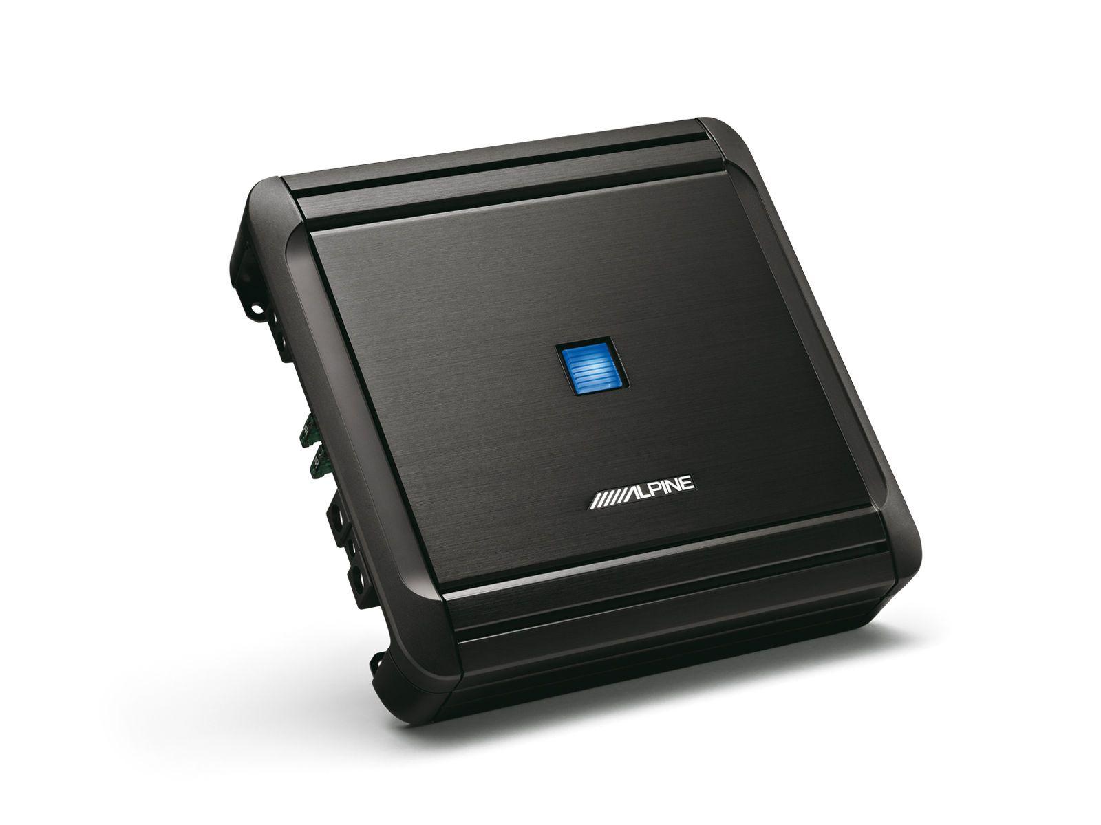 ALPINE  Digitaler Mono Verstärker »MRV-M500«
