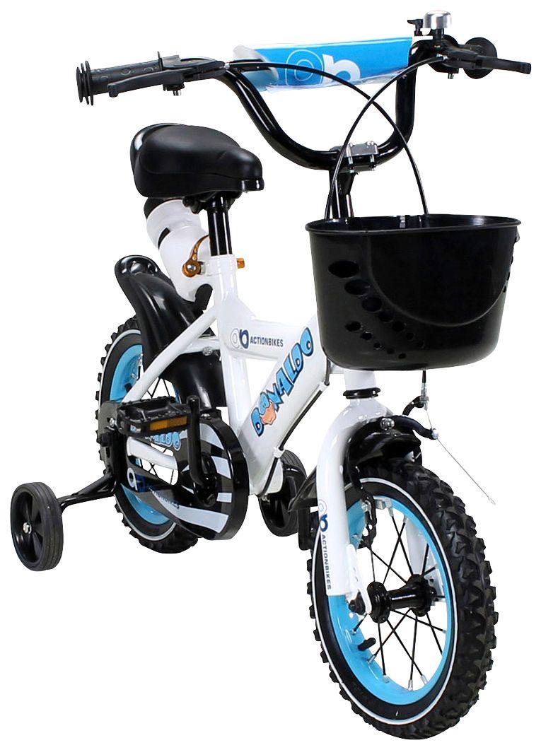 ACTIONBIKES MOTORS Actionbikes Motors Kinderfahrrad »Donaldo«, 12 Zoll, 1 Gang, Felgenbremse