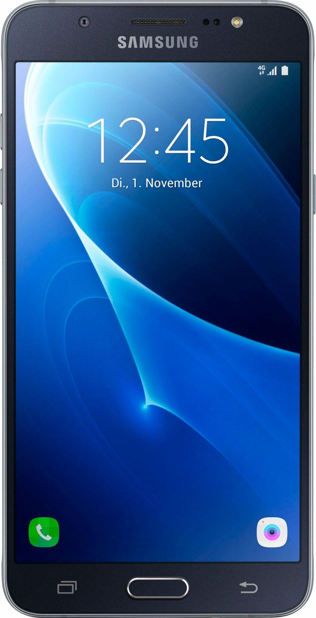 SAMSUNG .Samsung Galaxy J7 (2016) J710F black Android Smartphone