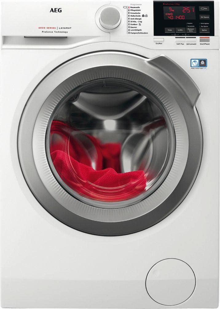 AEG ELECTROLUX AEG LAVAMAT L6FB67490 Waschmaschine (EEK: A+++)