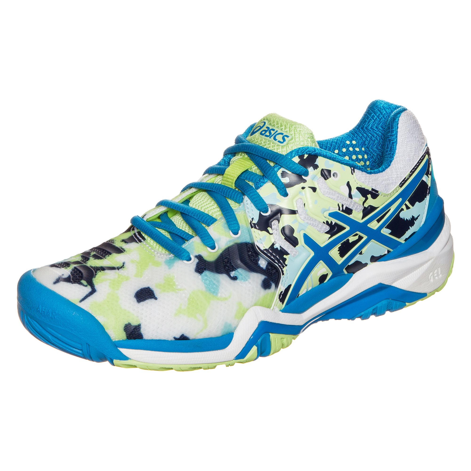 ASICS  Gel-Resolution 7 L.E. Melbourne Tennisschuh Damen