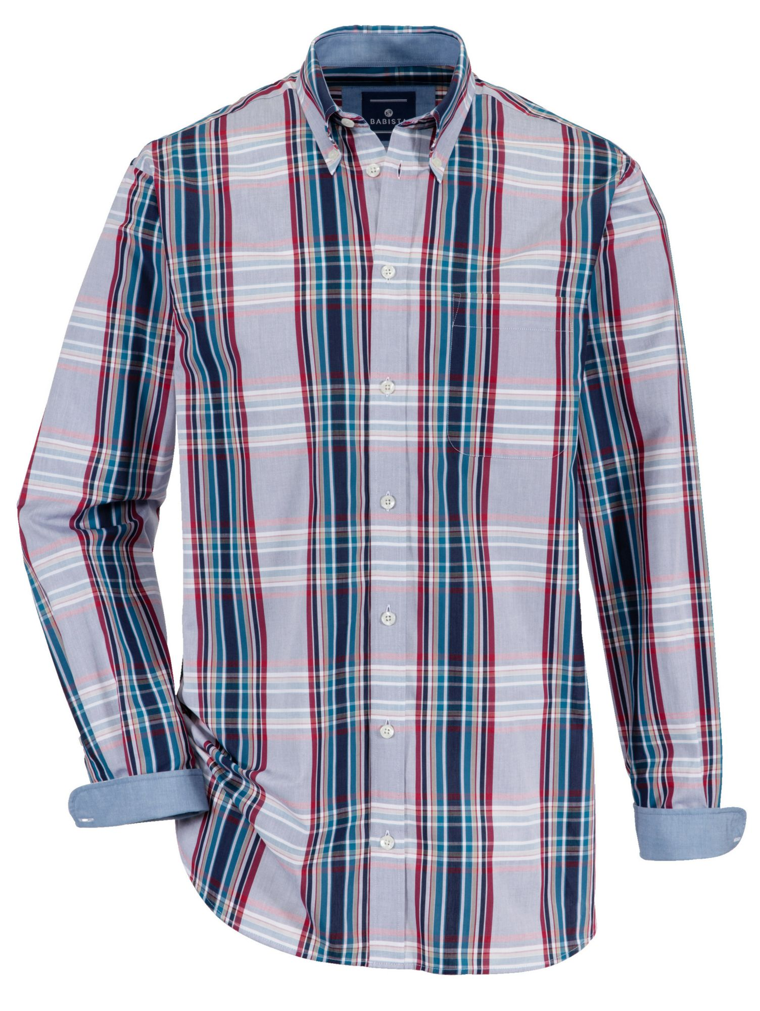 BABISTA Babista Hemd mit Button-Down-Kragen