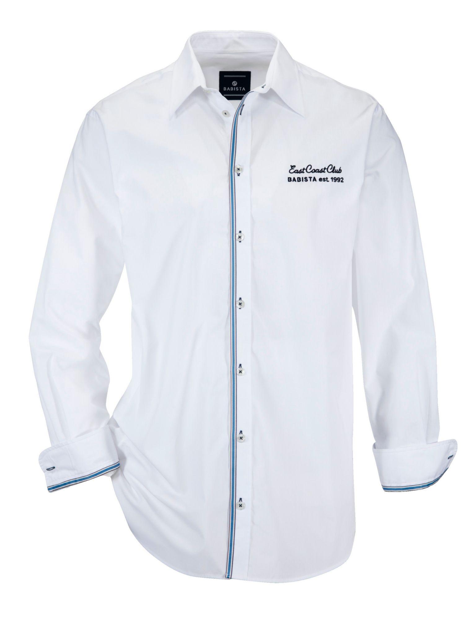BABISTA Babista Hemd mit schöner Verzierung