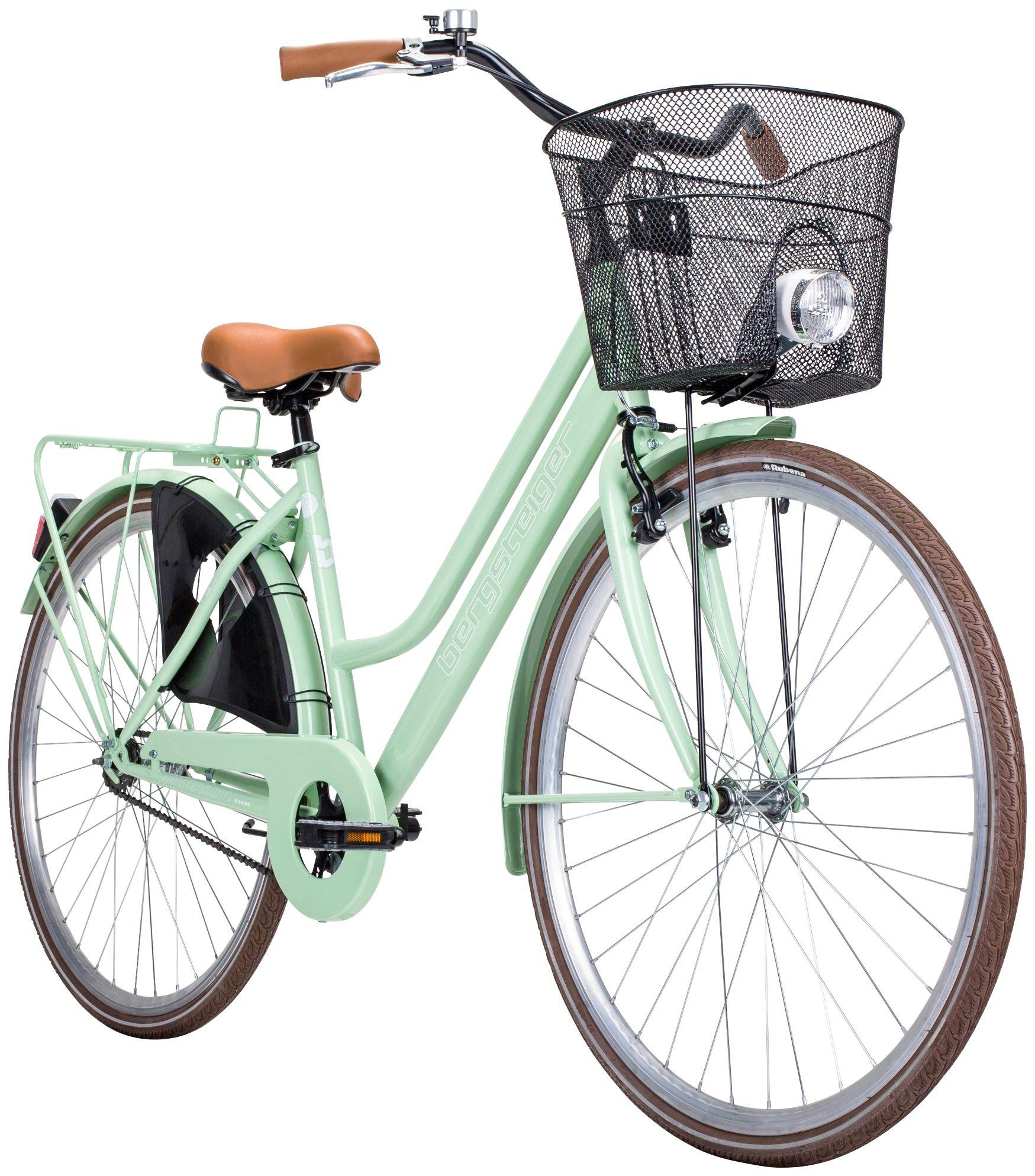 BERGSTEIGER  Citybike Damen »Amsterdam«, 28 Zoll, 1 Gang, V-Bremsen