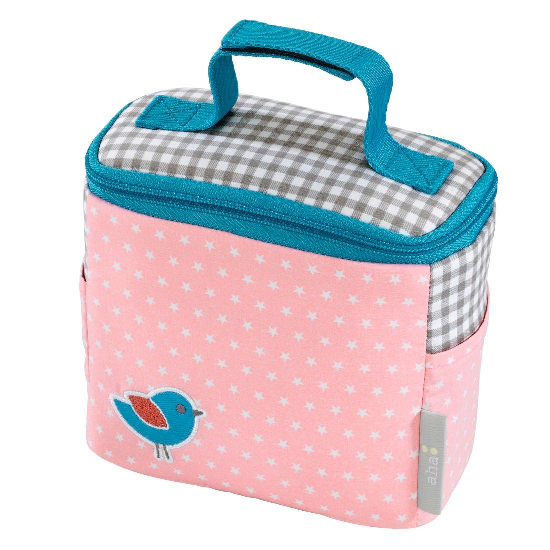 AHA aha: Kinder Kühltasche Isoliertasche für Baby-Gläschen »Girl´s Pink«