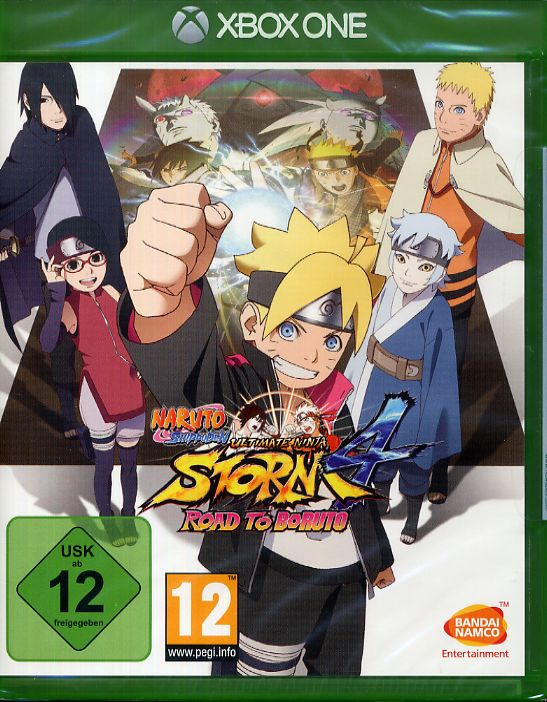 BANDAI NAMCO Bandai Namco Naruto Shippuden Ultimate Ninja Storm 4: Road to Boruto »XBox One«