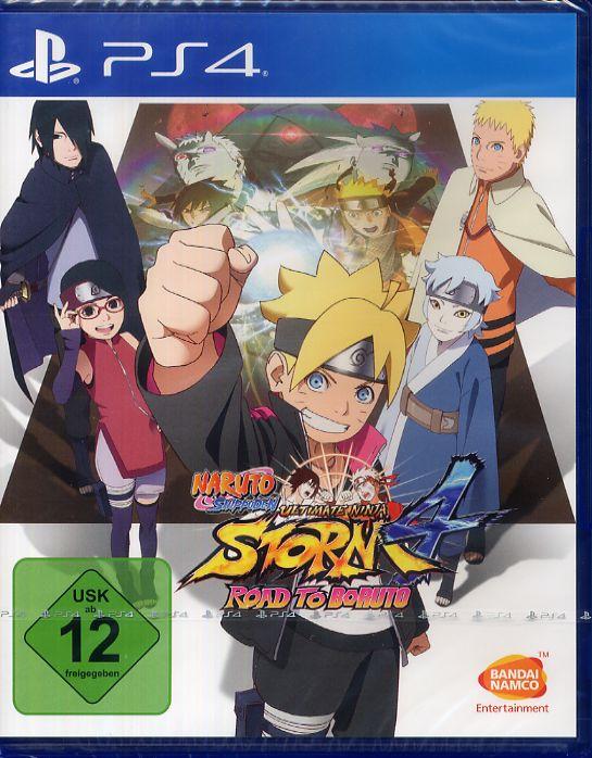 BANDAI NAMCO Bandai Namco Naruto Shippuden Ultimate Ninja Storm 4: Road to Boruto »PS4«