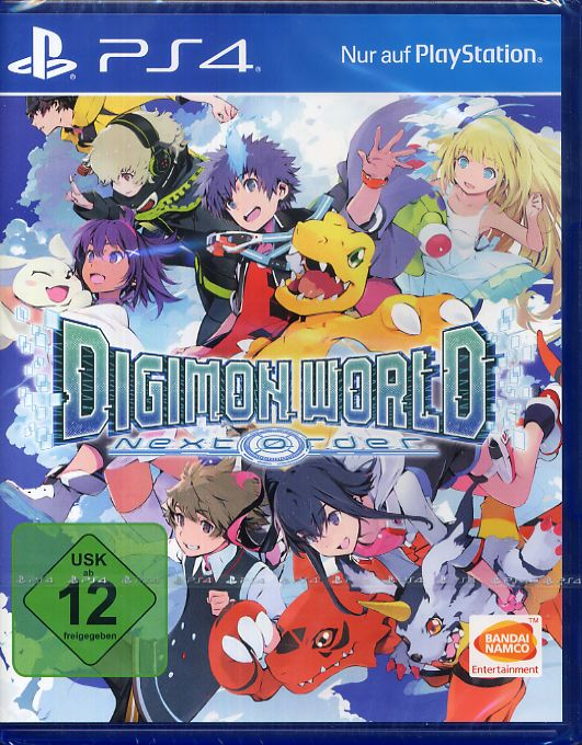 BANDAI NAMCO Bandai Namco Digimon World: Next Order »PS4«