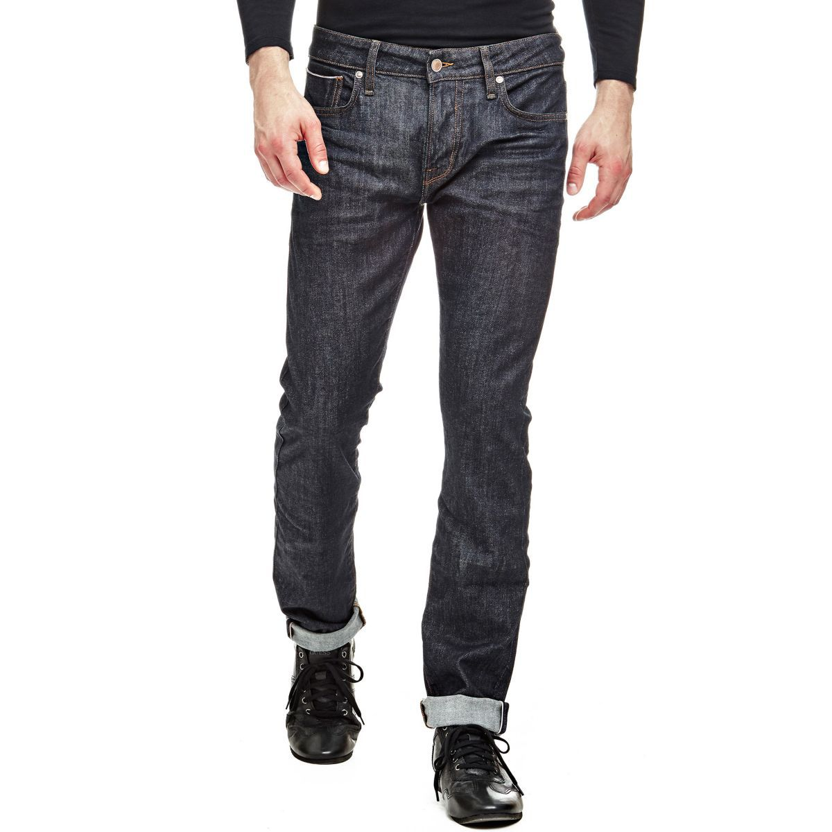 GUESS Guess 5-POCKET-JEANS SKINNY