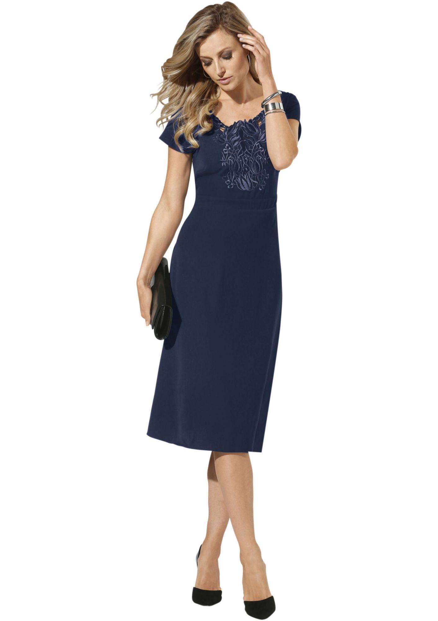 FAIR LADY Fair Lady Kleid in schwingender A-Silhouette