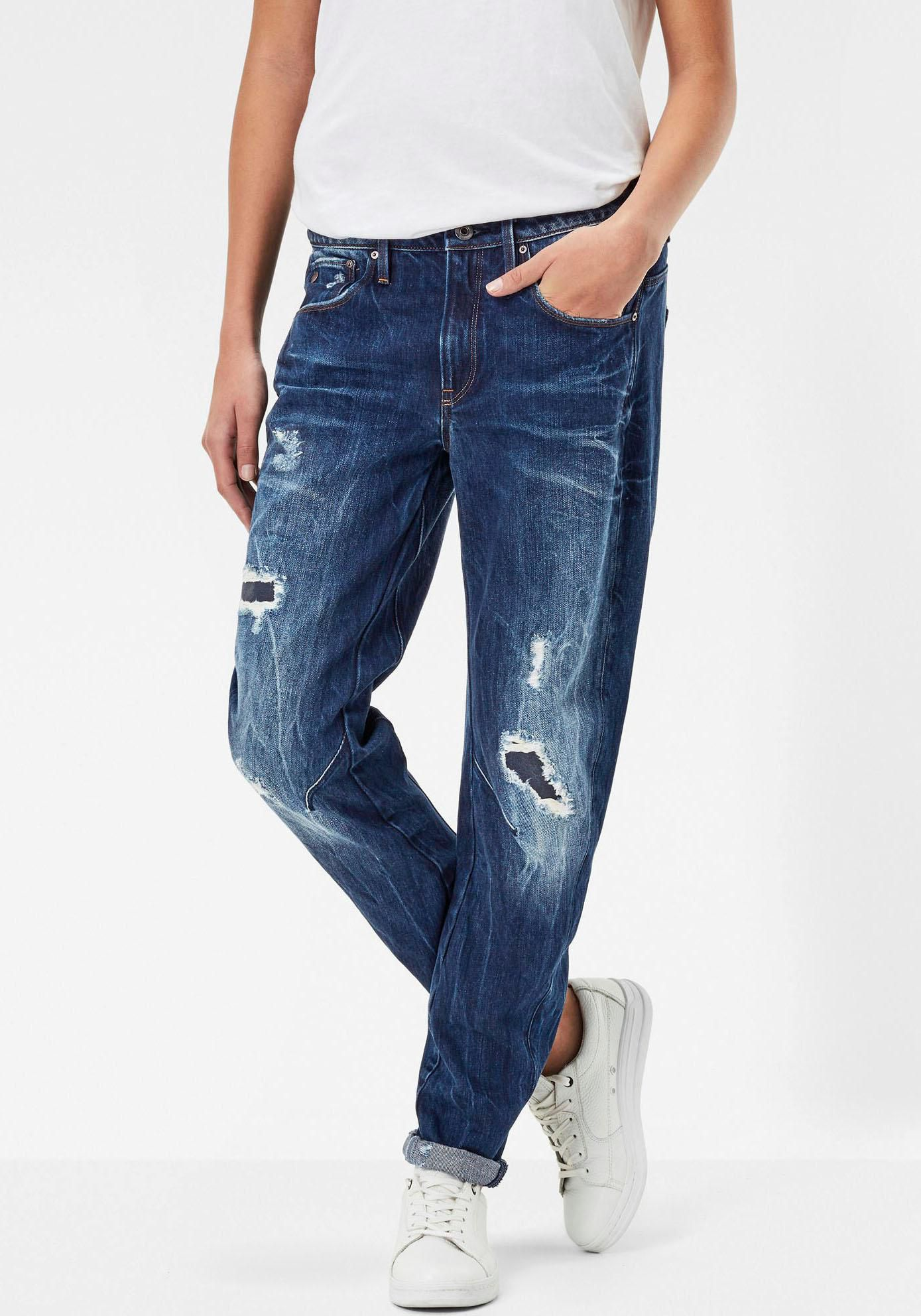 G STAR G-Star Boyfriend-Jeans »Arc 3D Low Boyfriend Wmn«