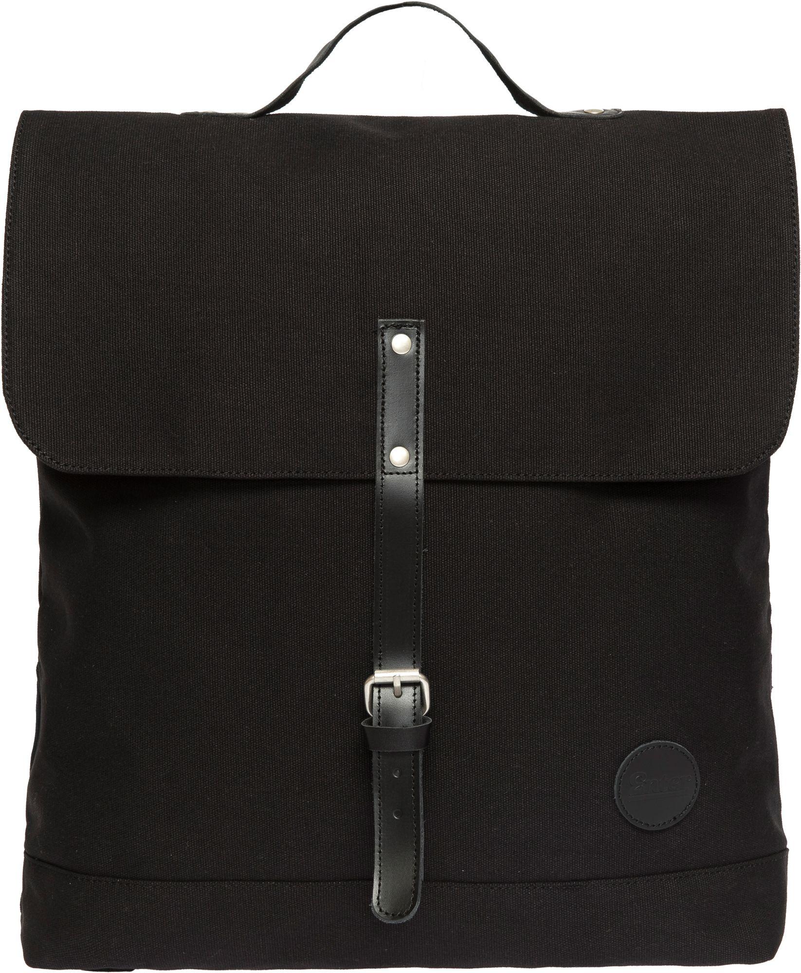 ENTER Enter Rucksack, »Backpack Lite, Black/Black Leather«