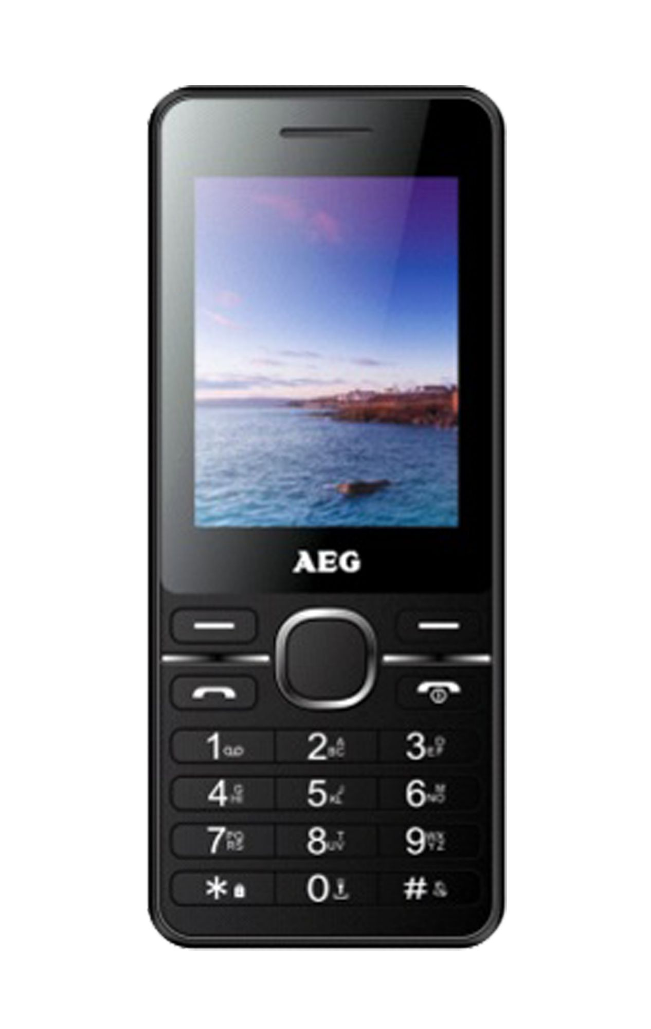AEG  Dual-SIM Handy »M1250«