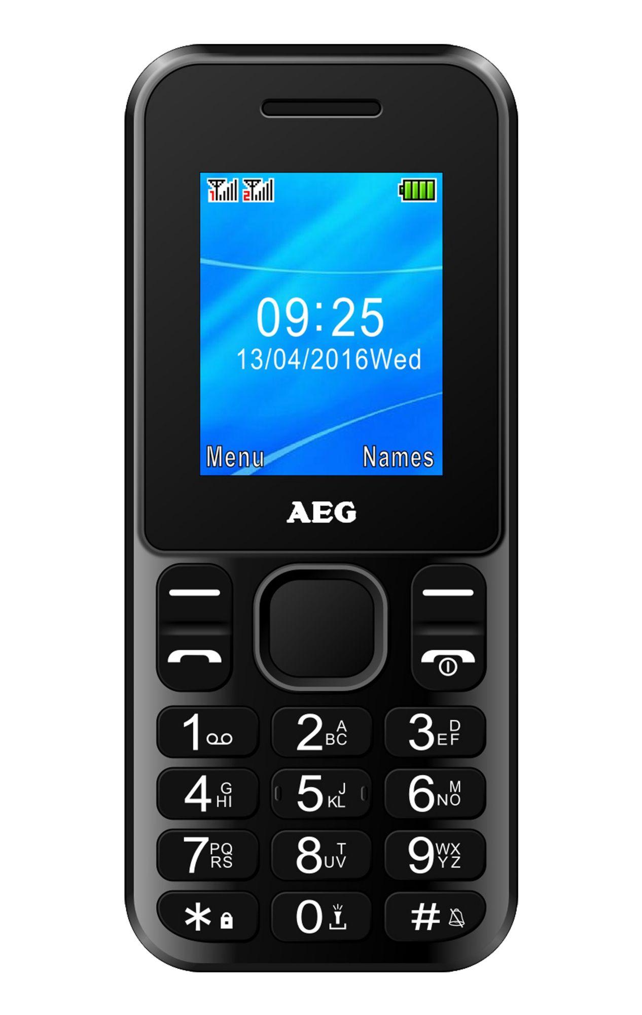 AEG  Dual-SIM Handy »M1220«