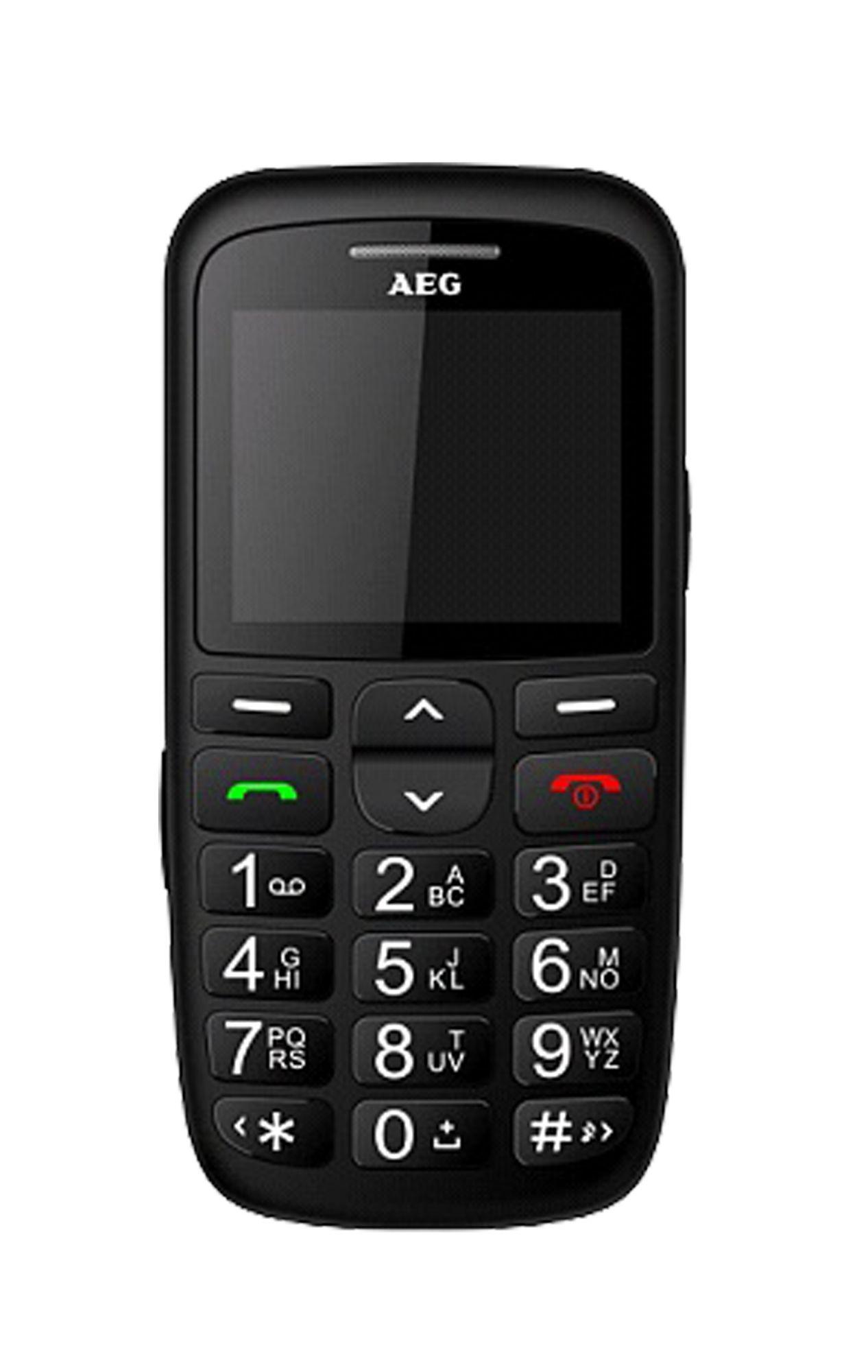 AEG  Senioren-Handy mit Ladestation »SM315«