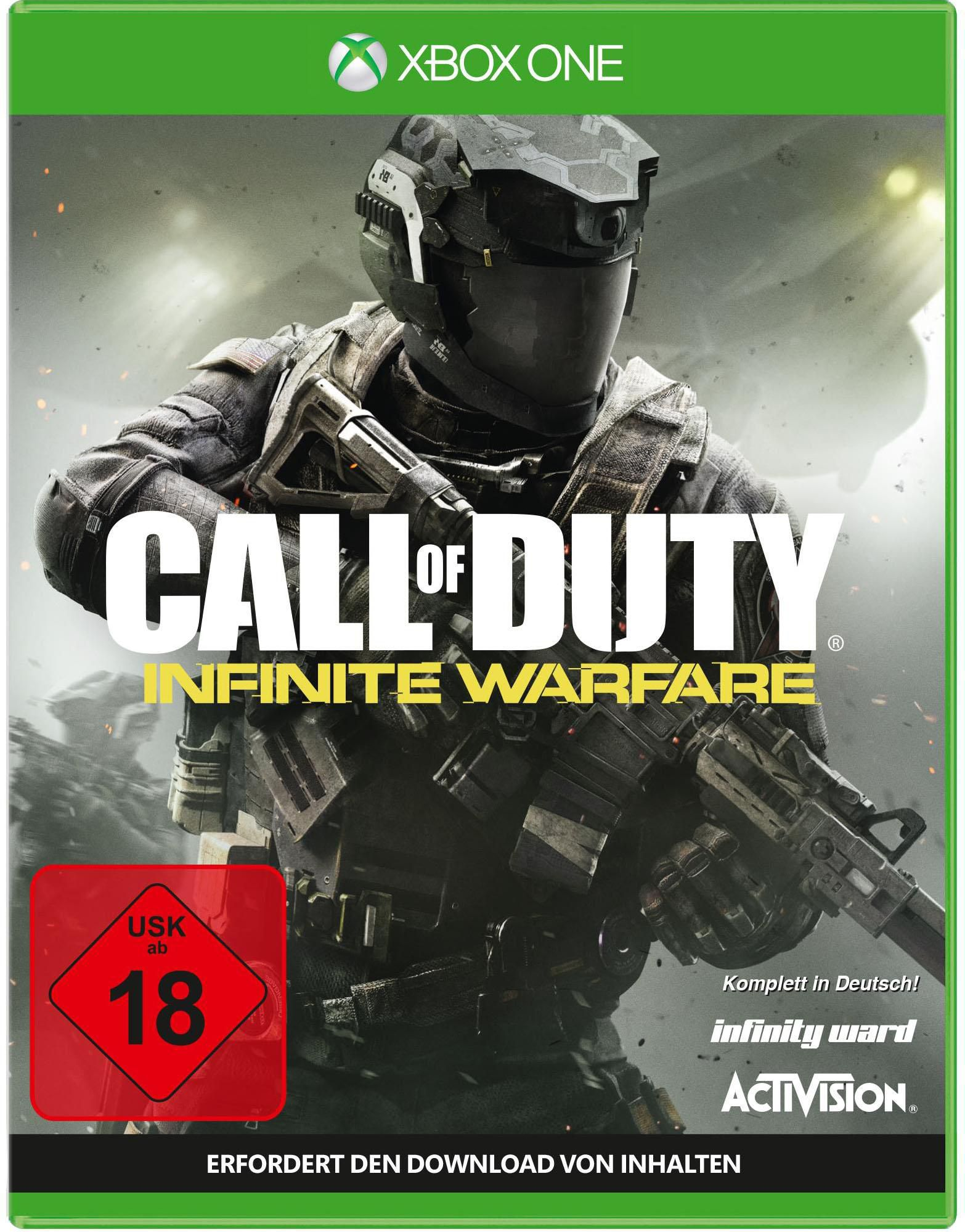 ACTIVISION Call of Duty: Infinite Warfare Xbox One