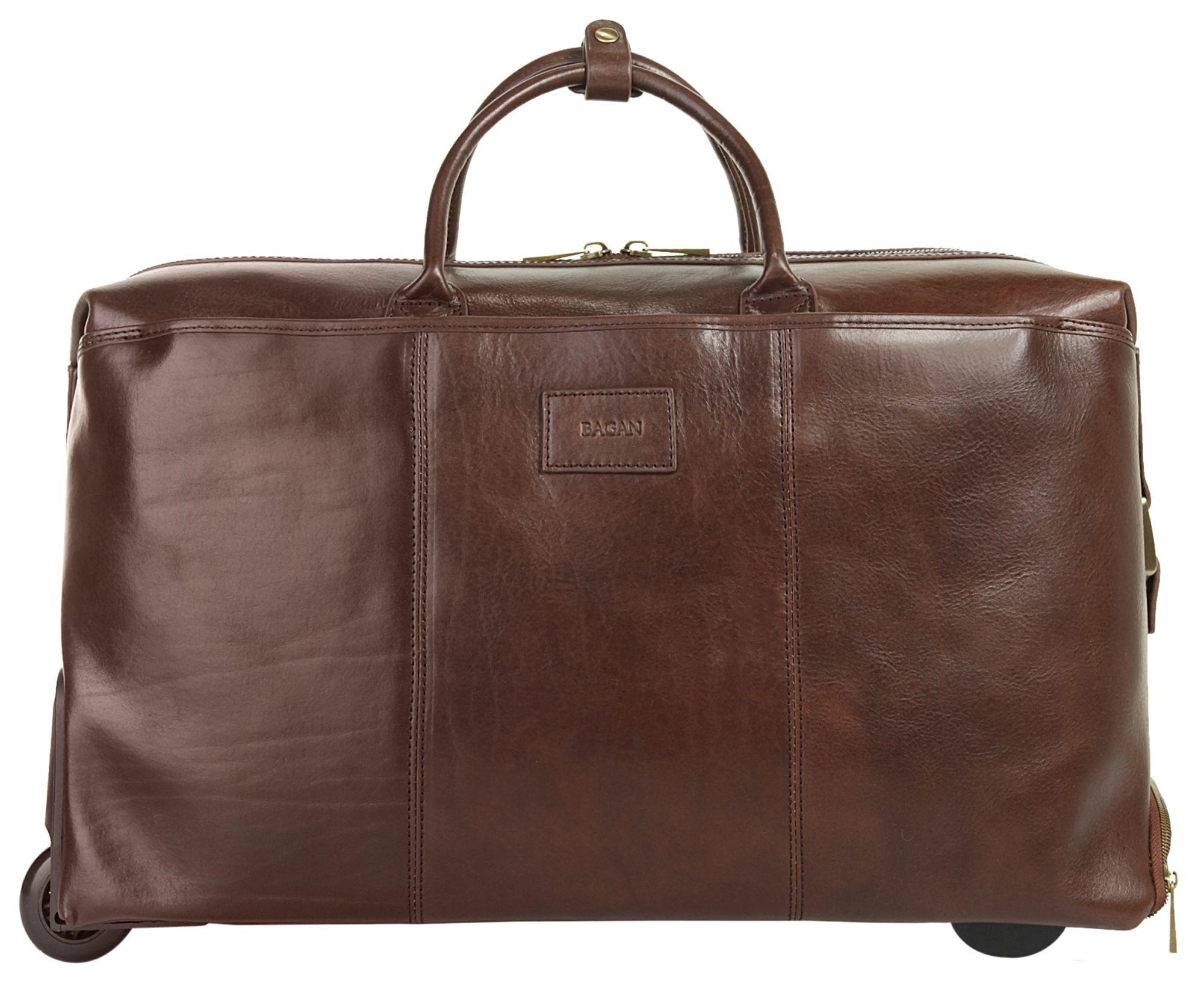 BAGAN  Reisetasche mit Trolleyfunktion »GIOVANNI da VERRAZANO«