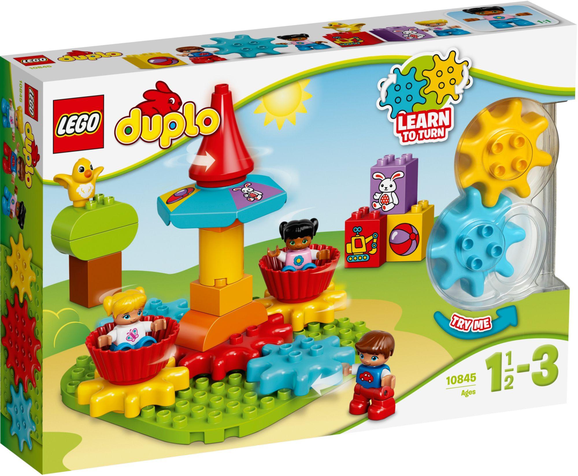 LEGO® 10845 DUPLO Mein erstes Karussell, Konstruktionsspielzeug