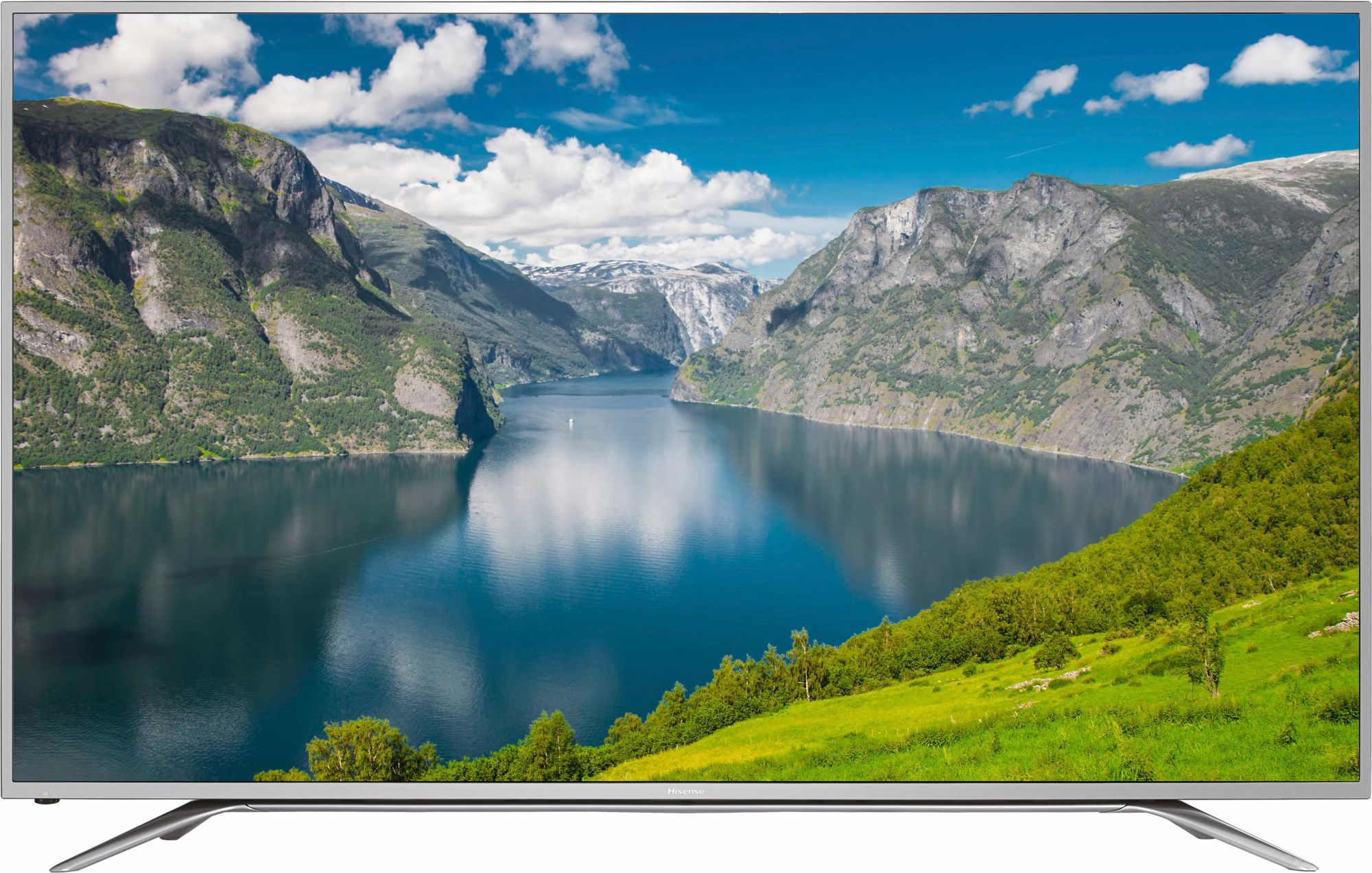 HISENSE Hisense H65MEC5550, LED Fernseher, 163 cm (65 Zoll), 2160p (4K Ultra HD), Smart-TV