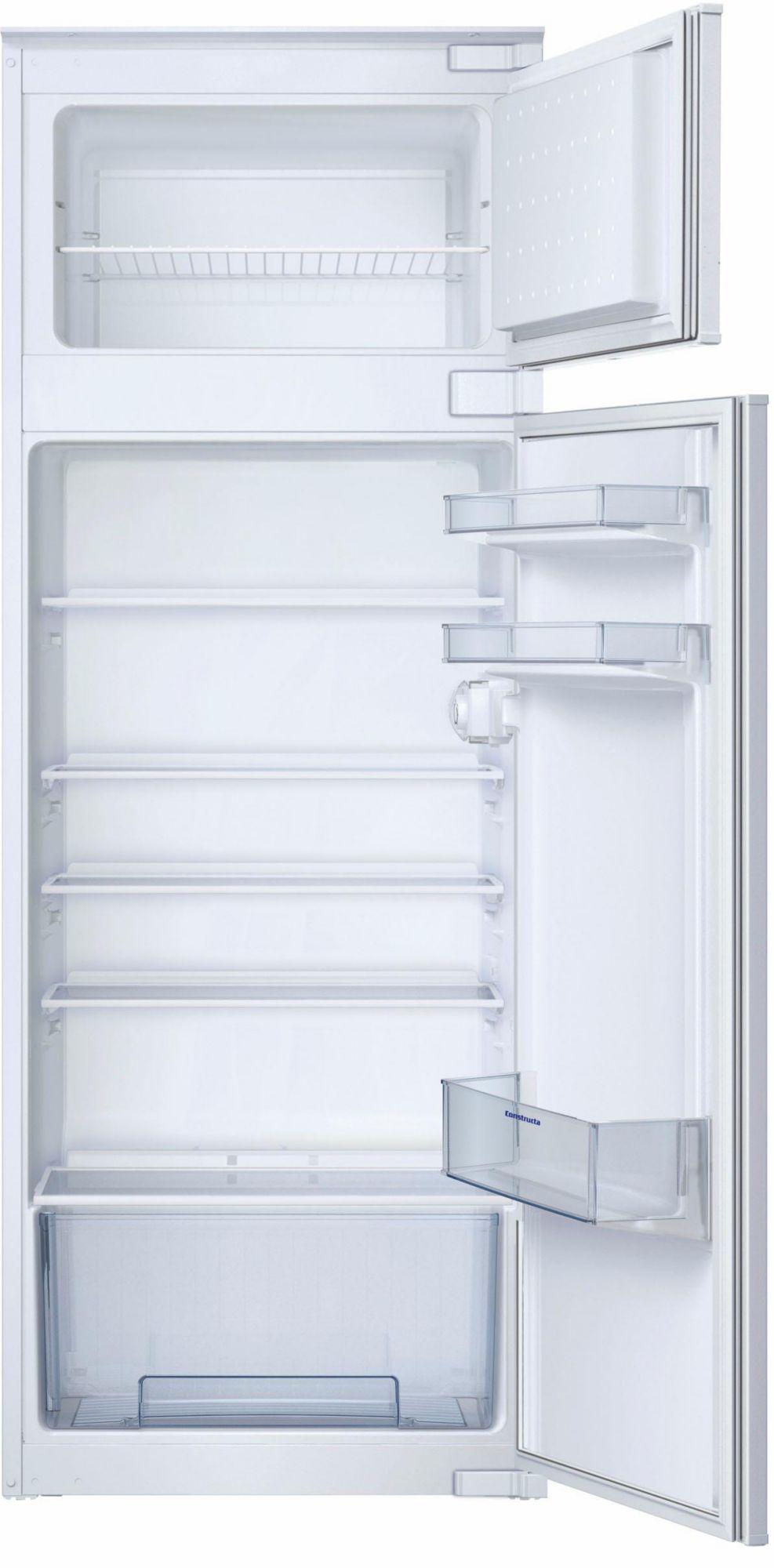 CONSTRUCTA Constructa Einbaukühlschrank CK66530, A++, 144,6 cm hoch