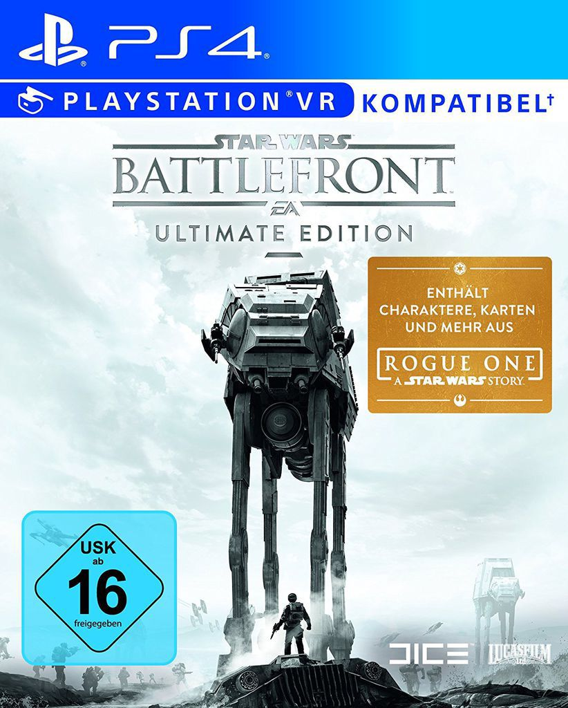 ELECTRONIC ARTS Electronic Arts Playstation 4 - Spiel »Star Wars Battlefront Ultimate Edition«