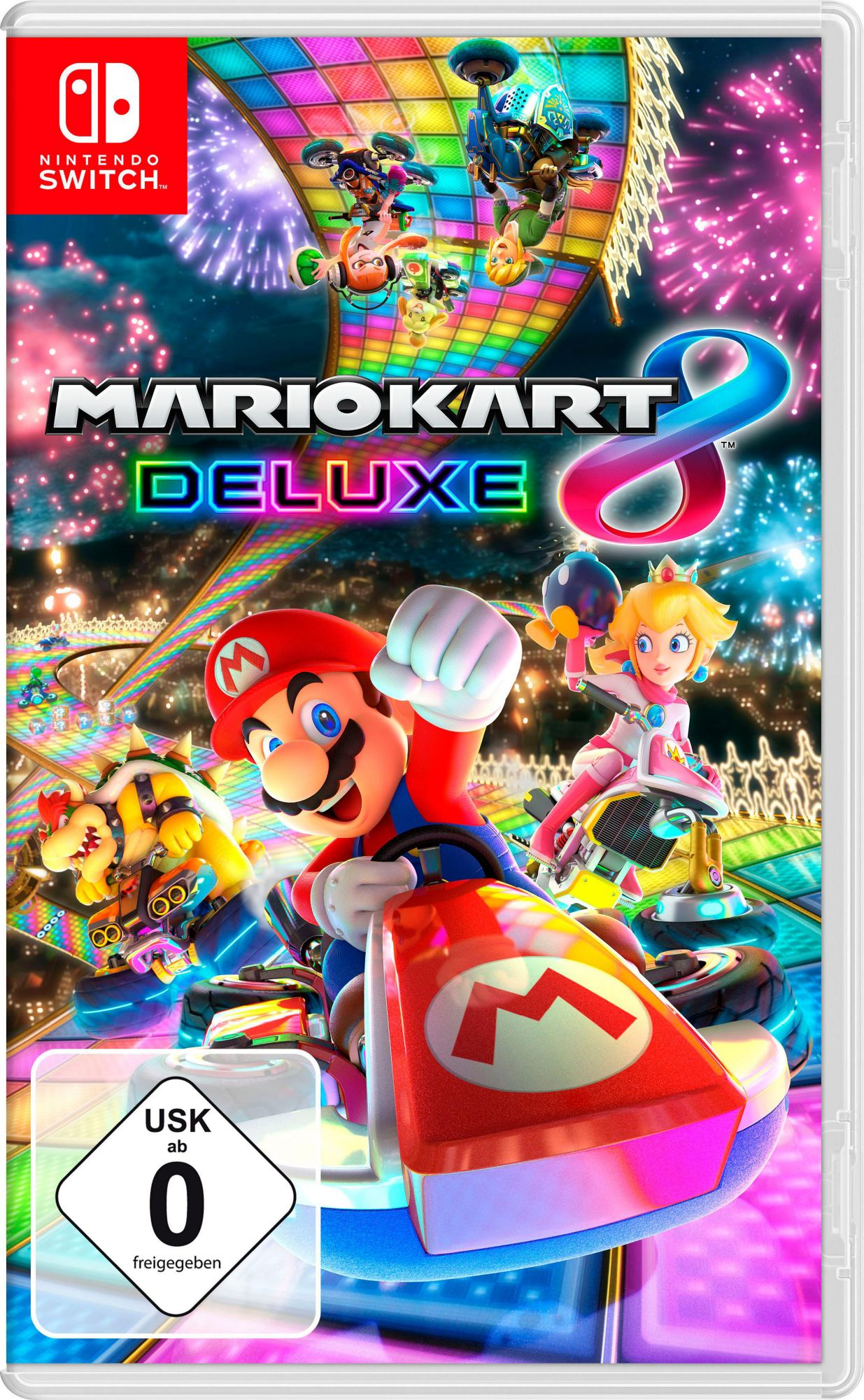 NINTENDO SWITCH Mario Kart 8 Deluxe (Nintendo Switch)