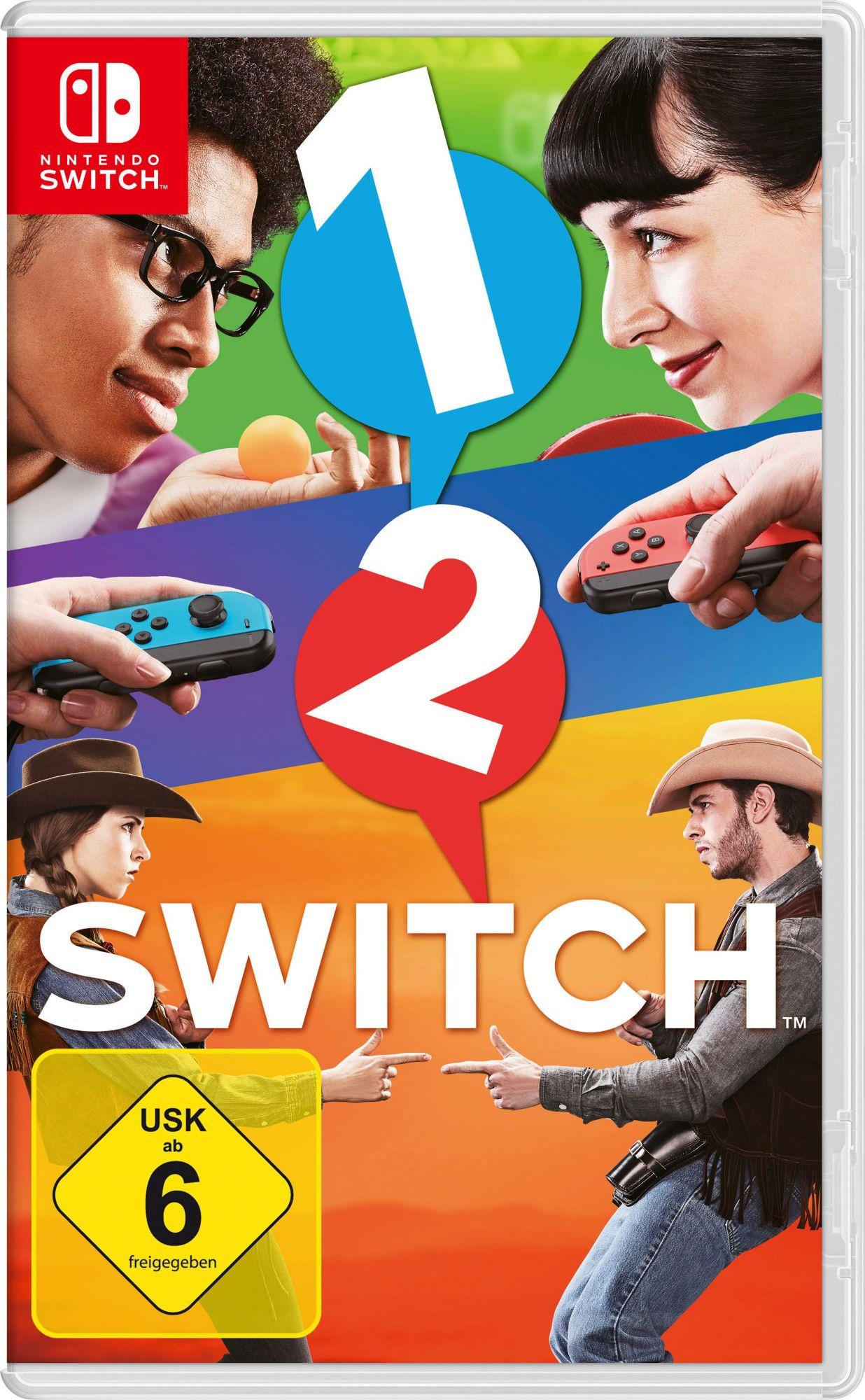 NINTENDO SWITCH 1-2-Switch (Nintendo Switch)