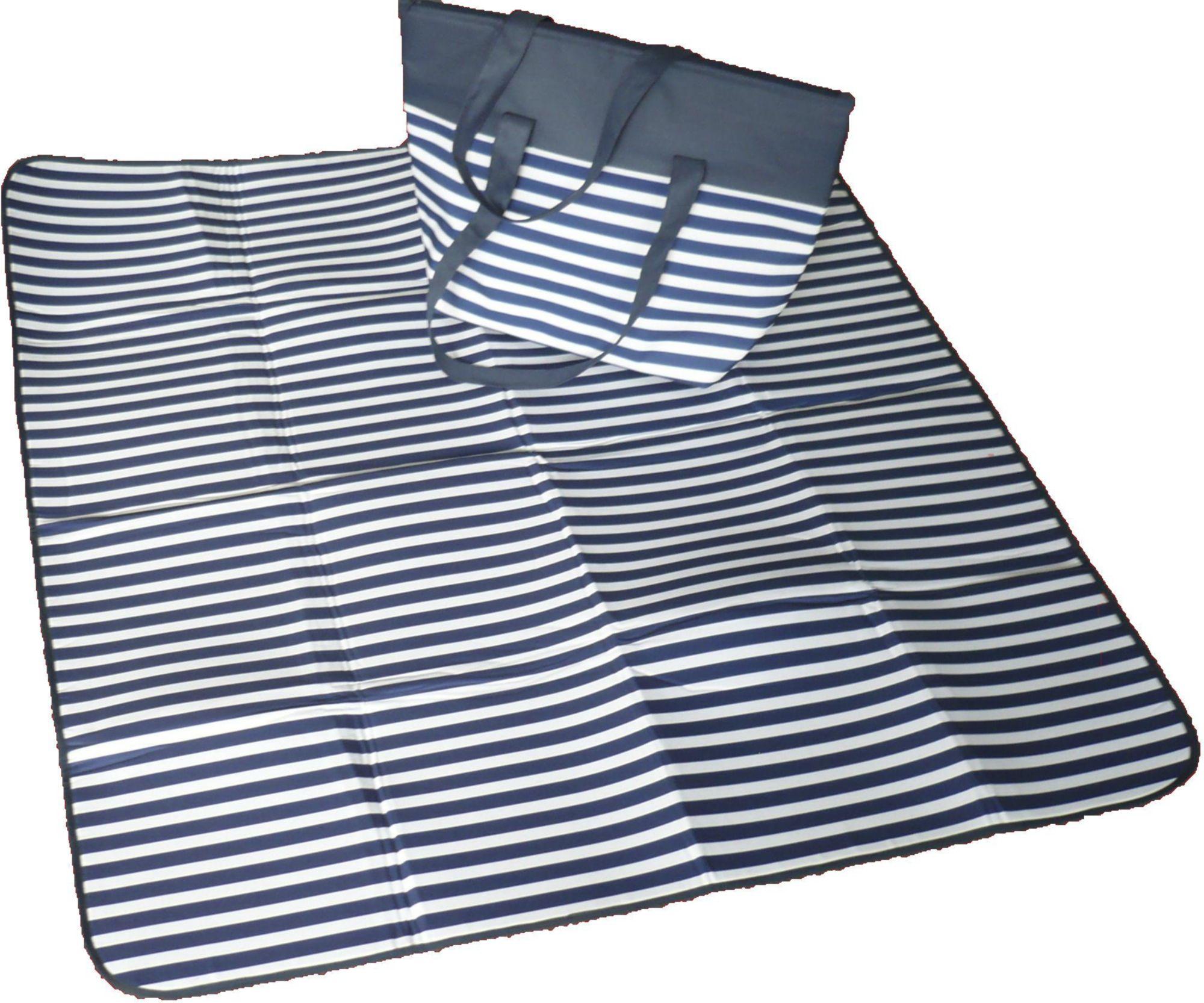 BIEDERLACK Picknickdecke, Biederlack, »Summer Cool«, mit Strandtasche
