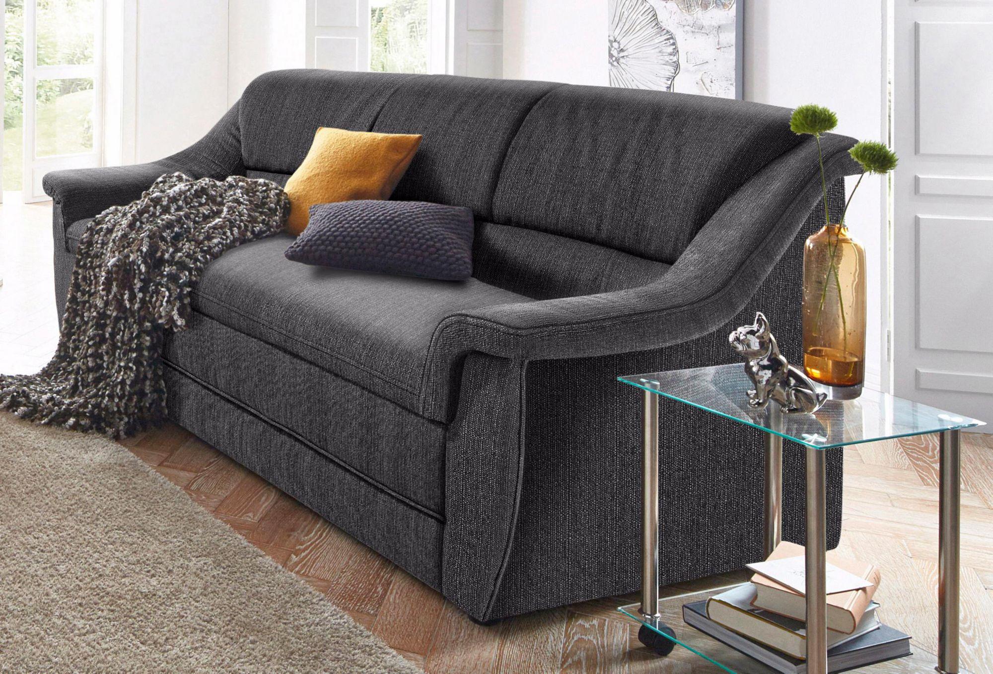 3-Sitzer, optimal für kleinere Räume