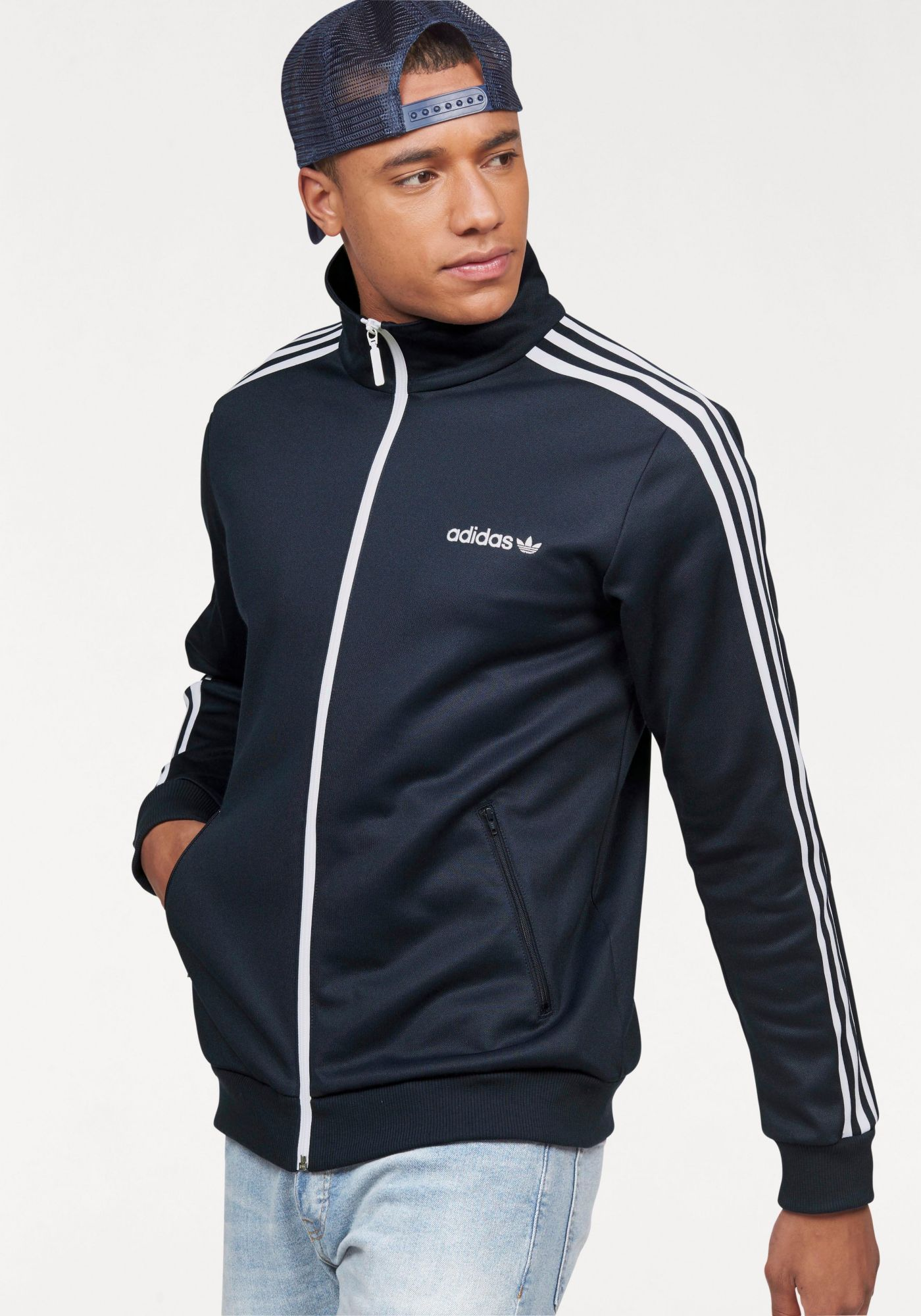 ADIDAS ORIGINALS adidas Originals Trainingsjacke »TRACK TOP«