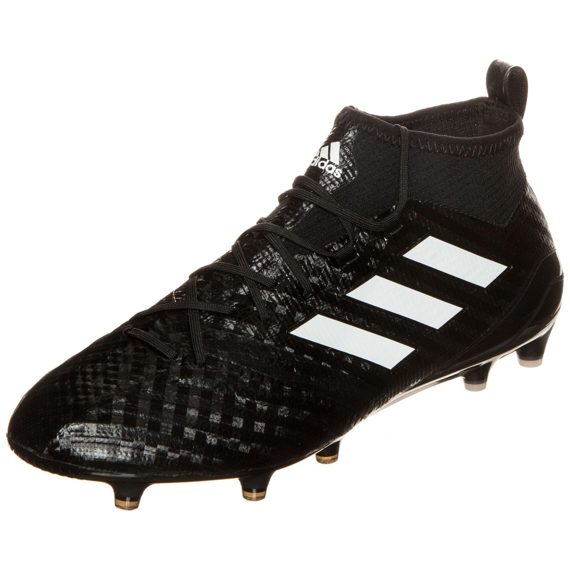 ADIDAS PERFORMANCE adidas Performance ACE 17.1 Primeknit Chequered Black FG Fußballschuh Herren
