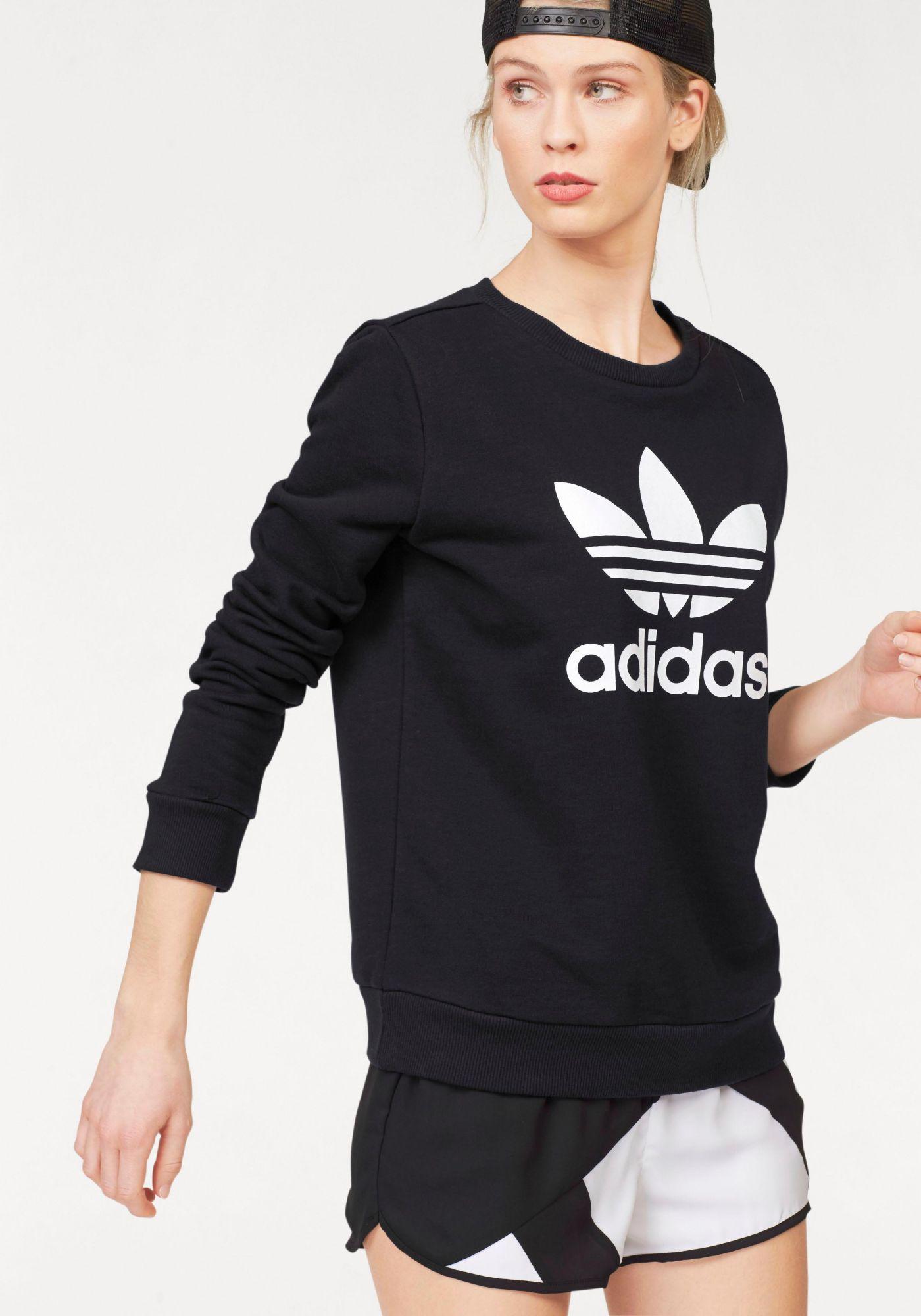 ADIDAS ORIGINALS adidas Originals Sweatshirt »CREW SWEATER«