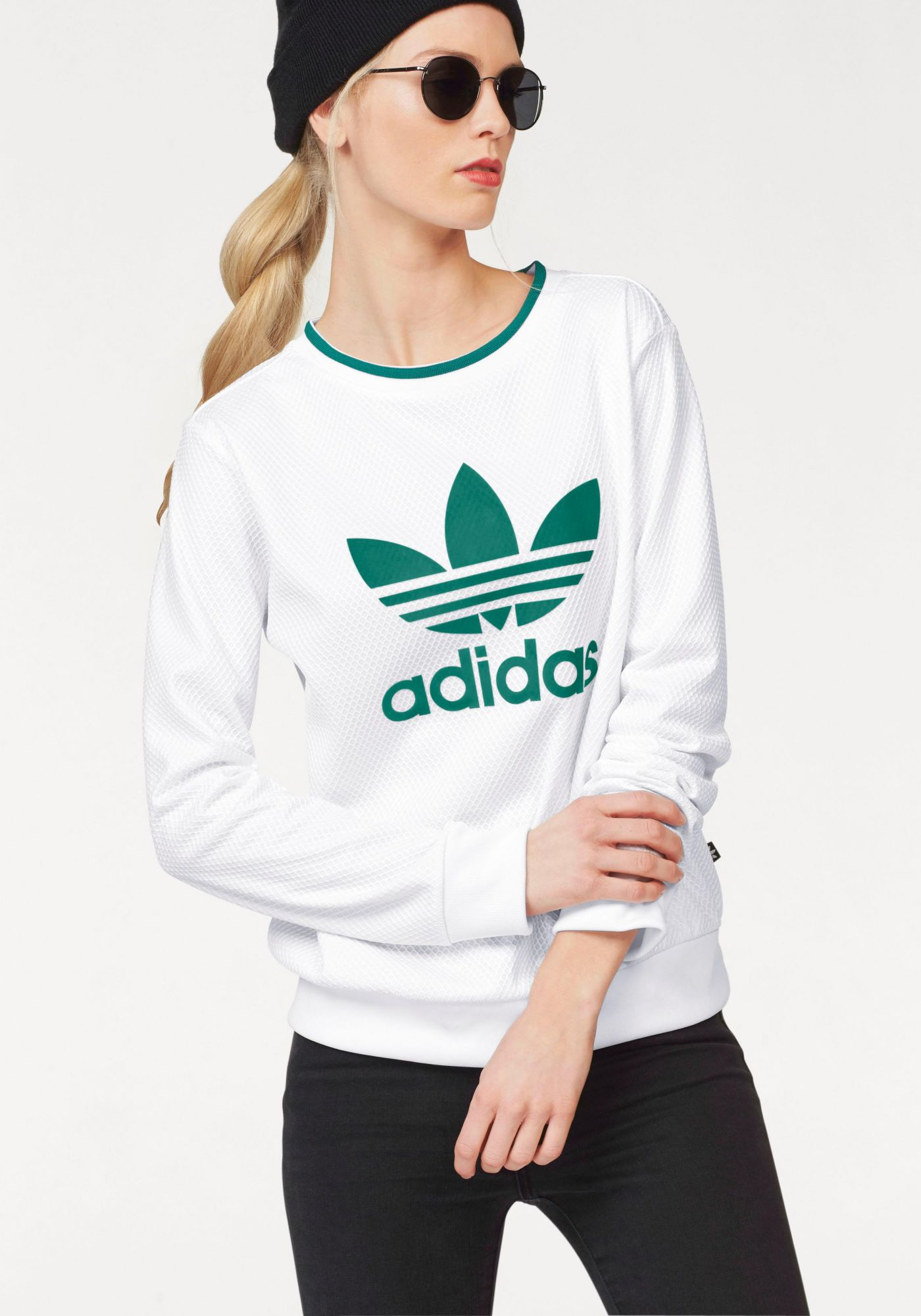 ADIDAS ORIGINALS adidas Originals Sweatshirt »ADIDAS EQT LOGO SWEATER«
