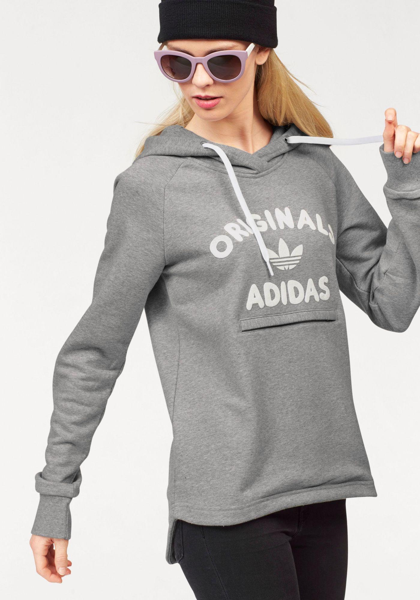 ADIDAS ORIGINALS adidas Originals Kapuzensweatshirt »HOODIE«