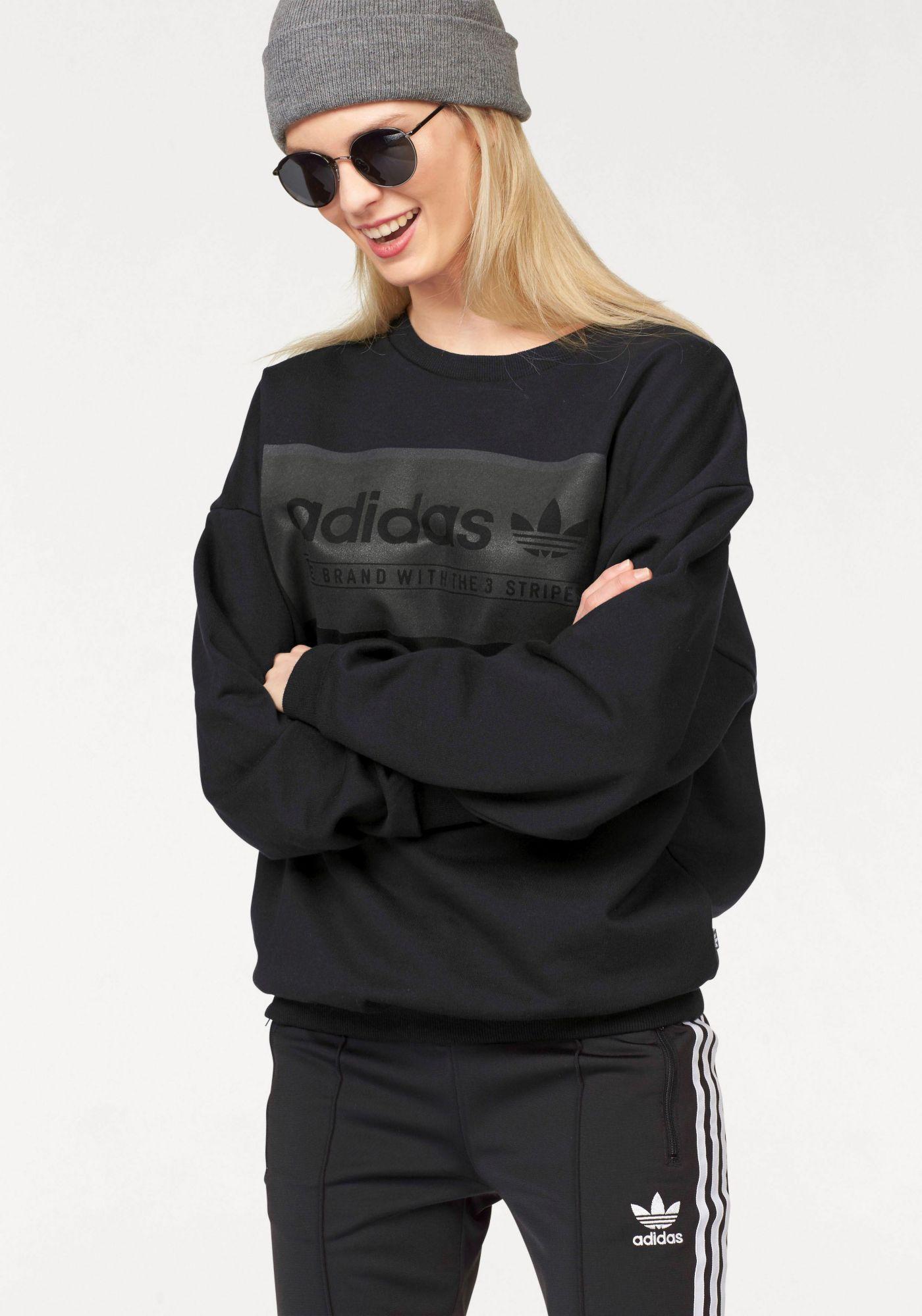 ADIDAS ORIGINALS adidas Originals Sweatshirt »CREW«