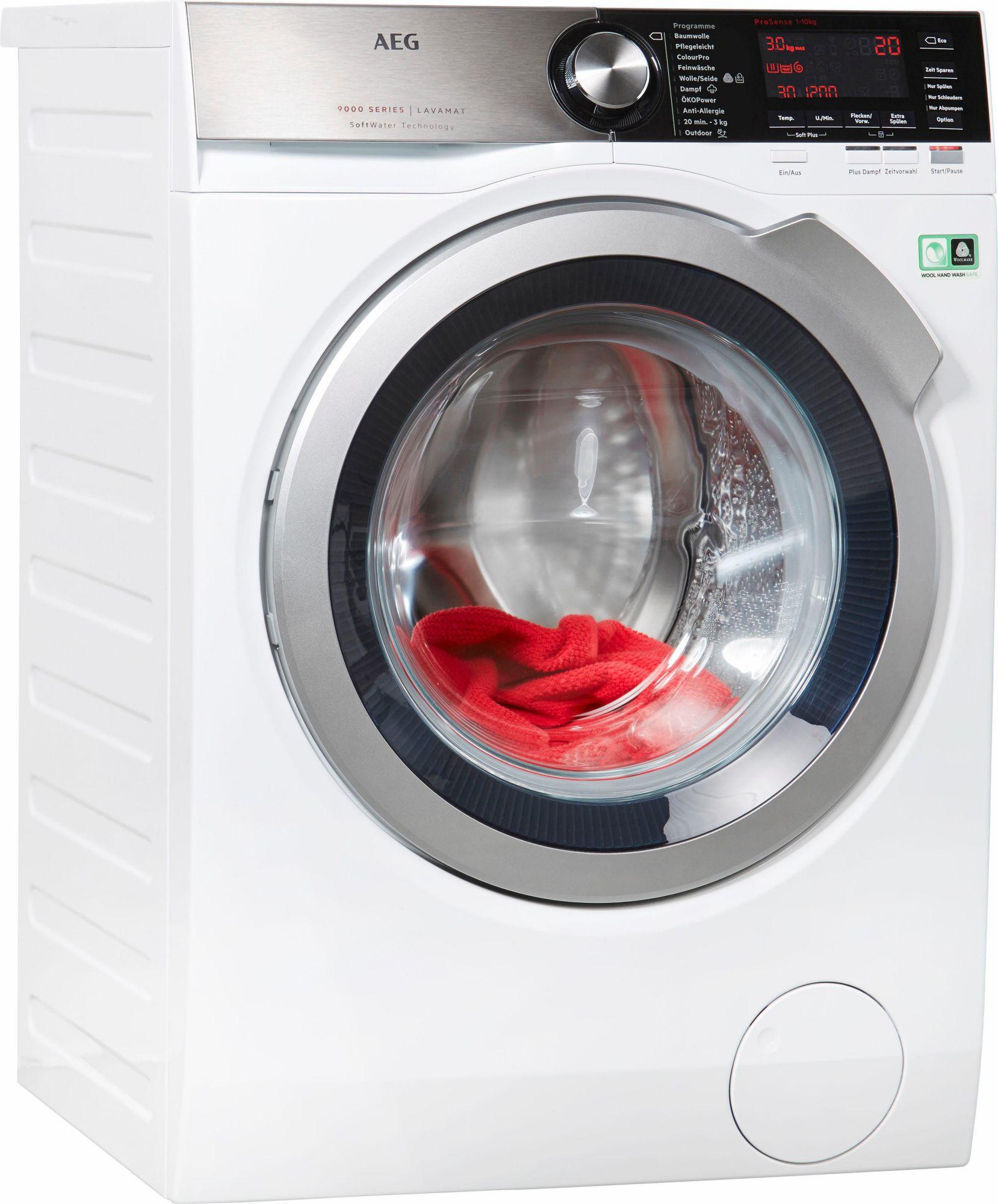 AEG ELECTROLUX AEG Waschmaschine LAVAMAT L9FE86495, A+++, 9 kg, 1400 U/Min