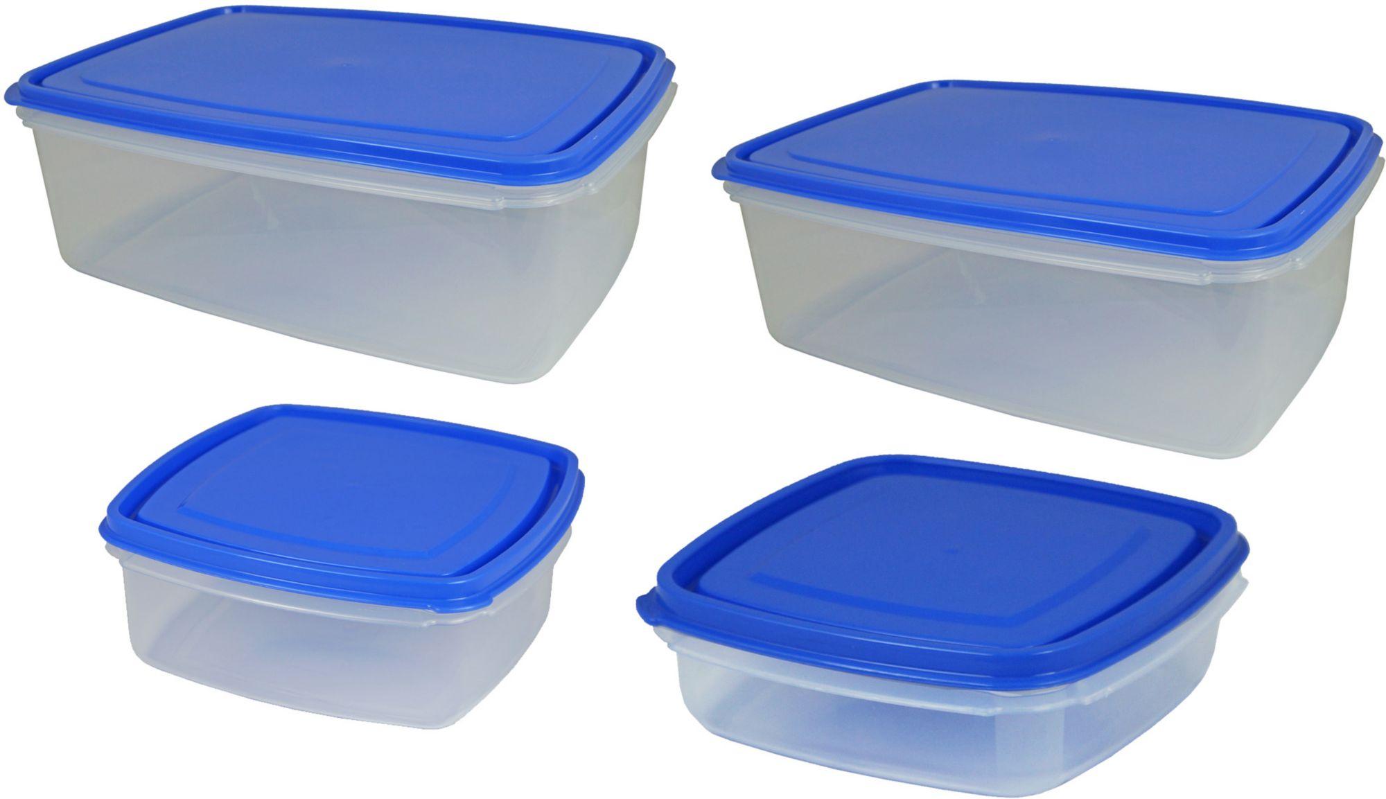 GIES  Frischhaltebox-Set, 4-teilig