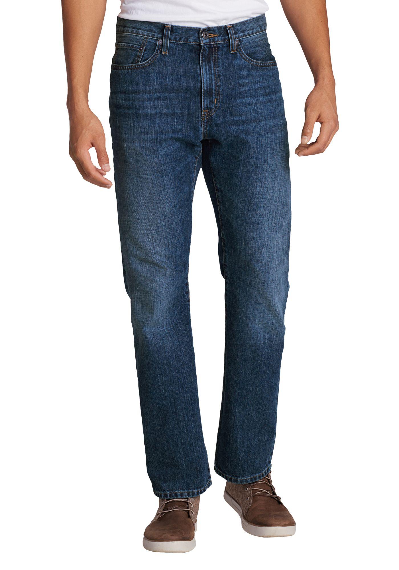 EDDIE BAUER Eddie Bauer Authentic Jeans-Straight Fit