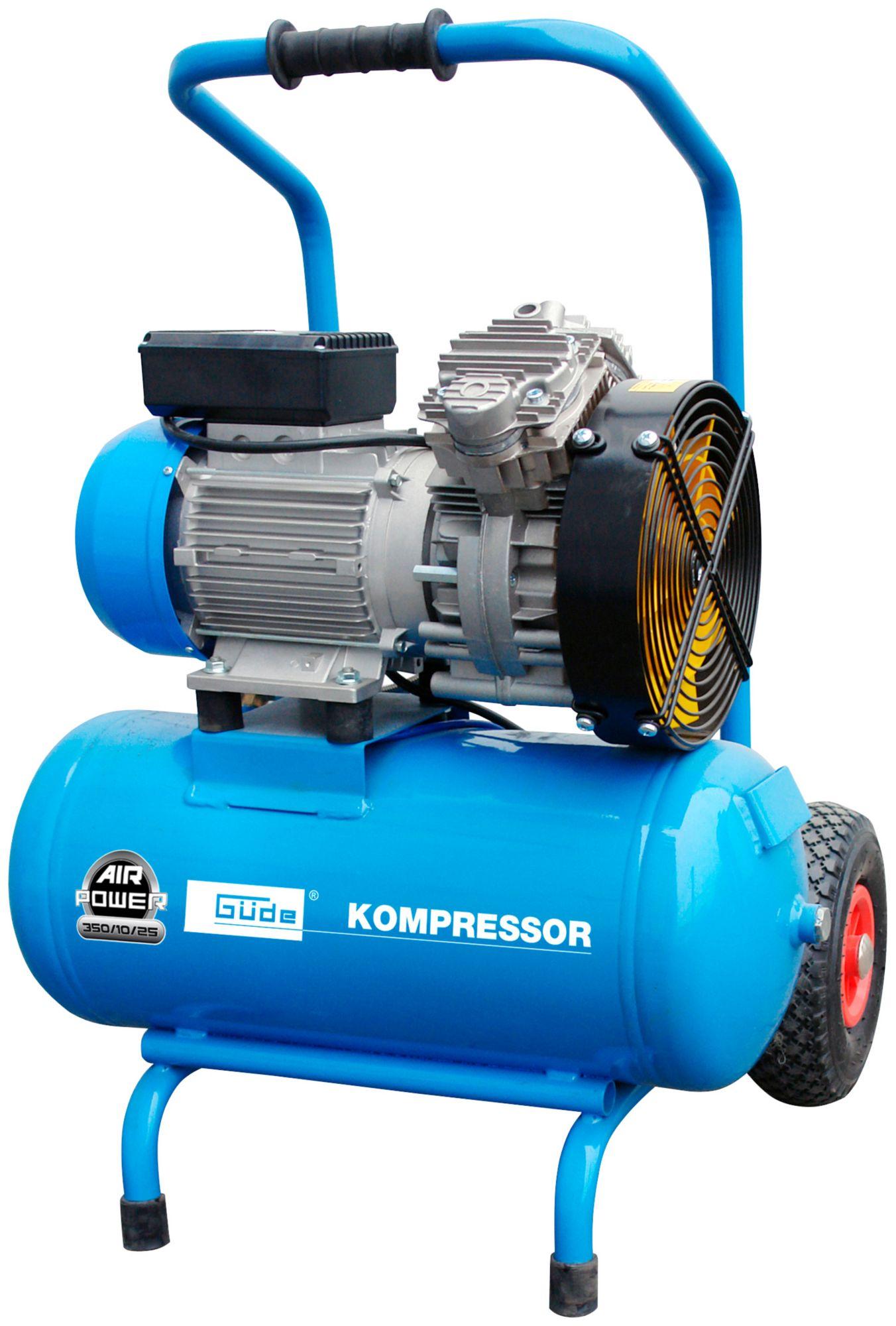 GÜDE Güde Airpower 350/10/25 Kompressor