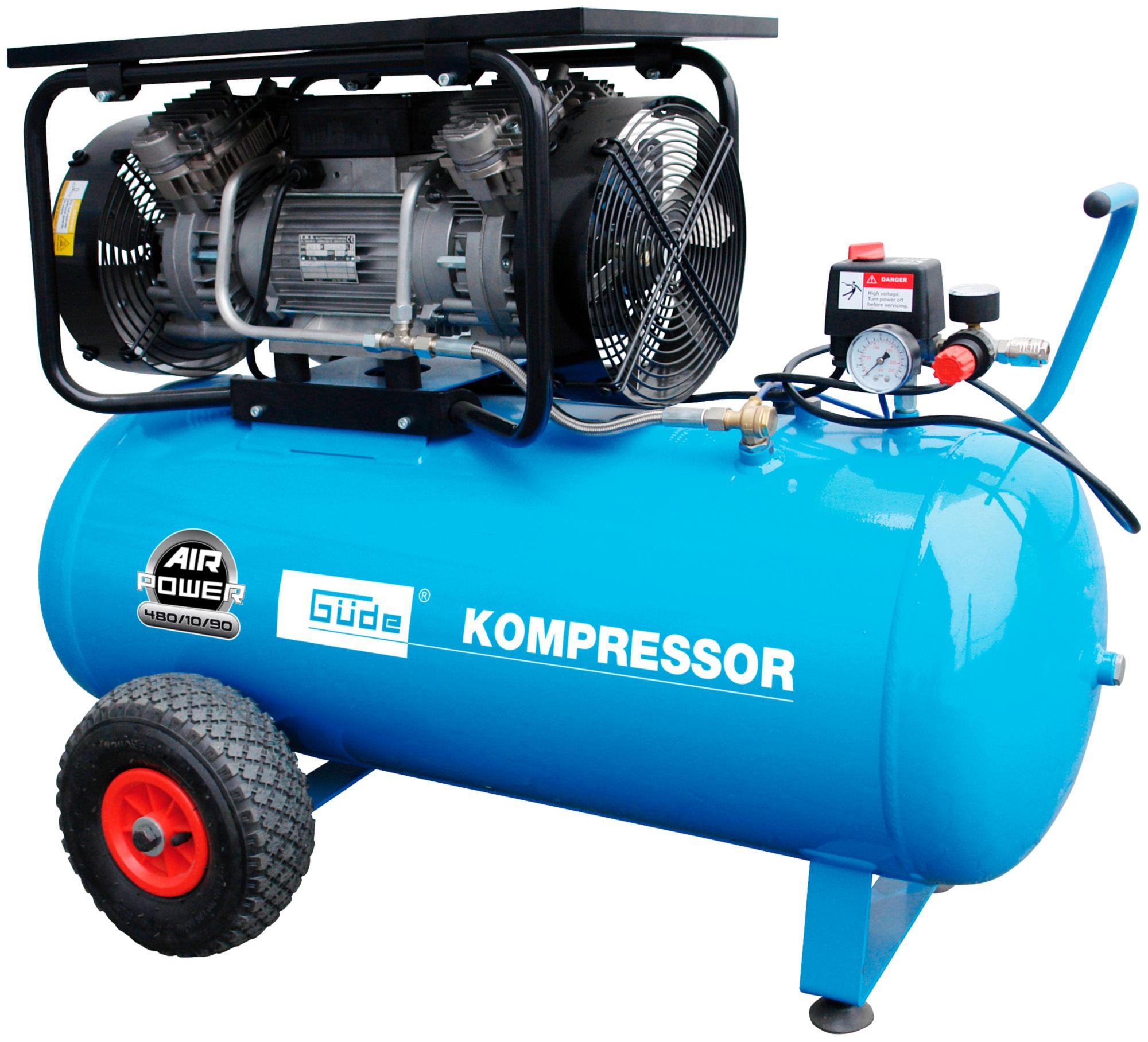 GÜDE Güde Airpower 480/10/90 Kompressor