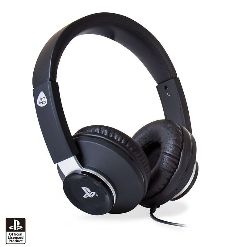 4GAMERS 4Gamers Playstation 4 - Zubehör »Pro4 60 Stereo Gaming Headset - schwarz«