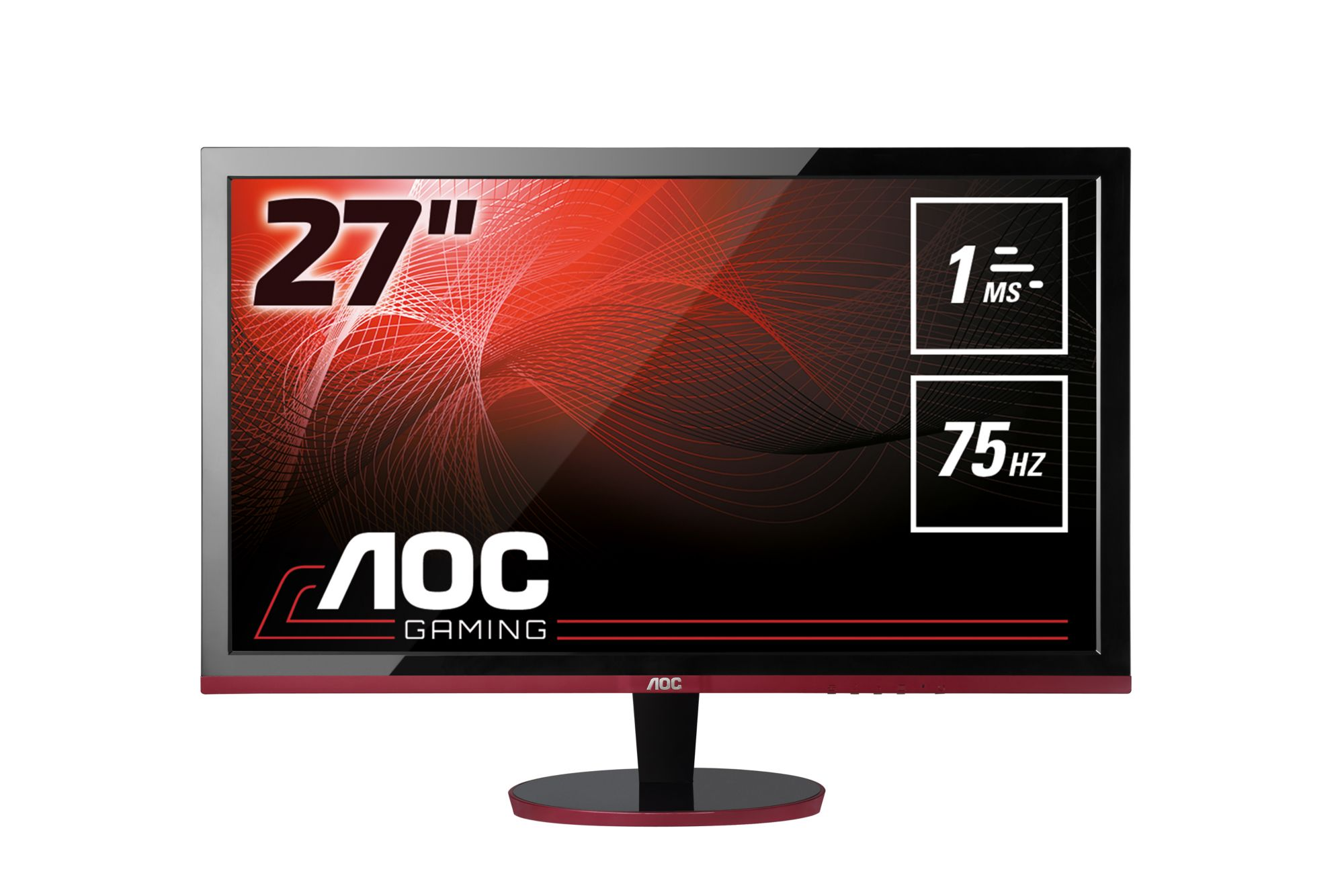 AOC  Full HD Gaming Monitor, 68,5cm (27 Zoll) »G2778VQ«