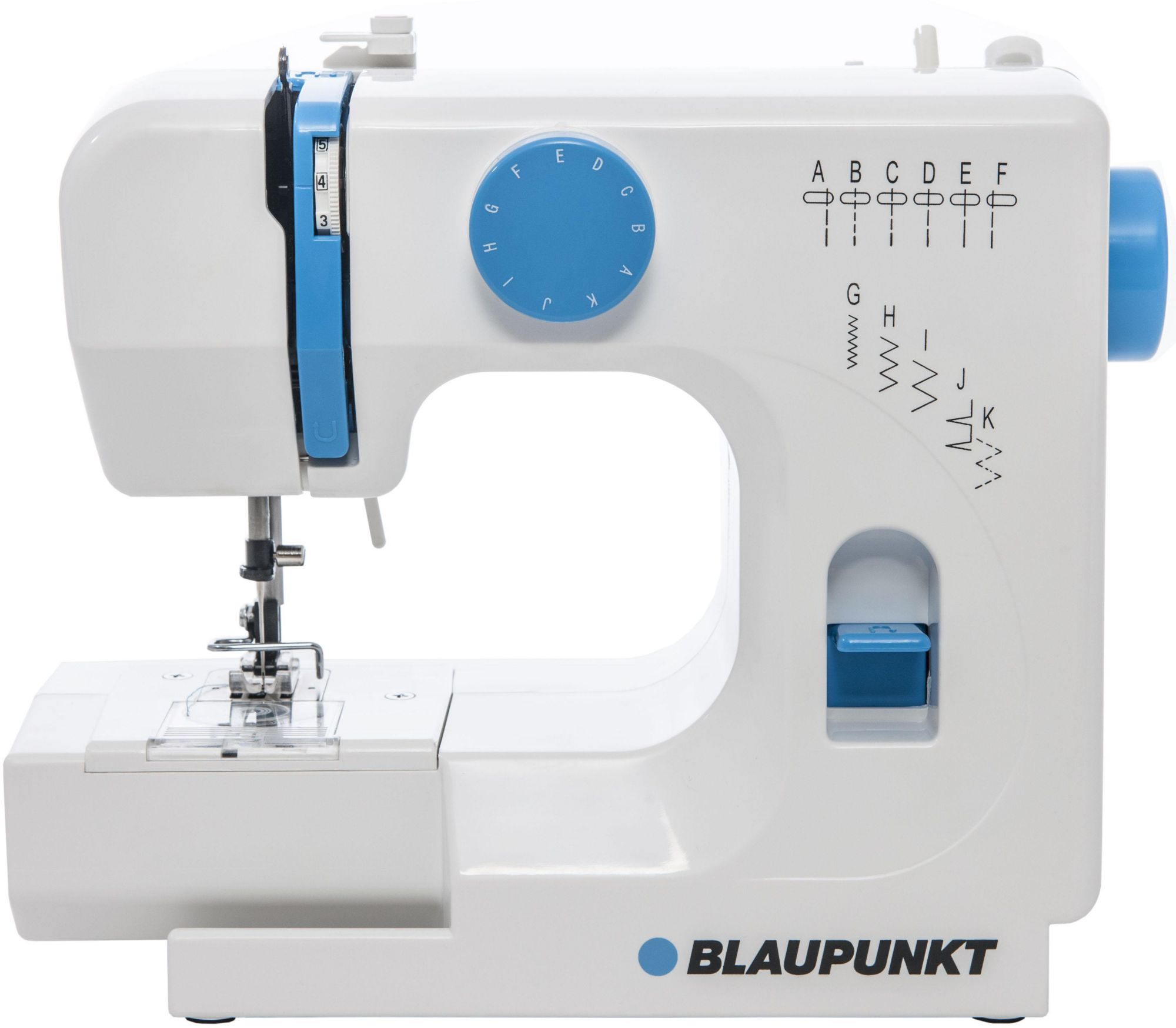 BLAUPUNKT Blaupunkt Nähmaschine Smart 625, 11 Nähprogramme, mit Zubehör