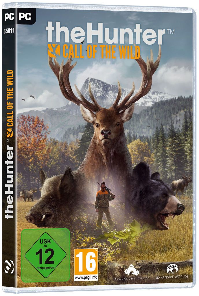 ASTRAGON Astragon PC - Spiel »theHunter: Call of the Wild«