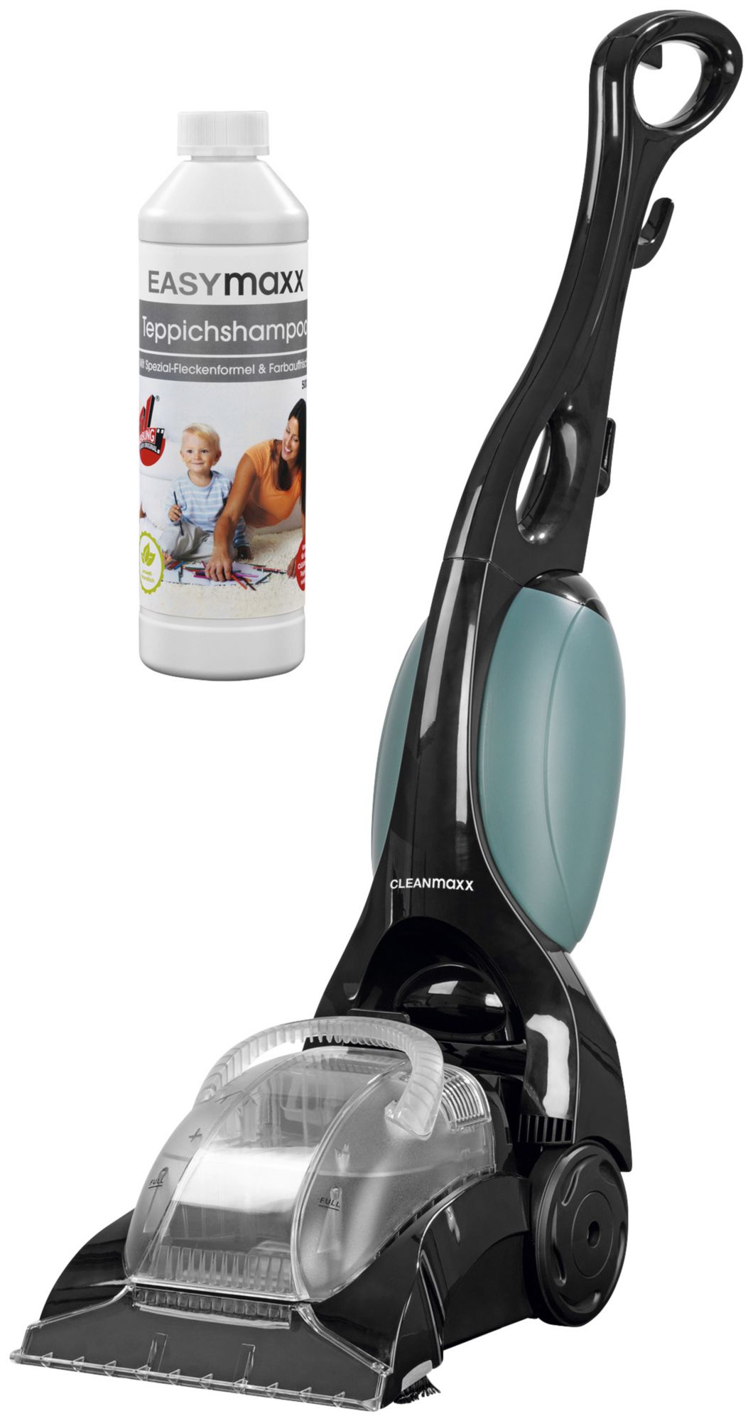 CLEAN MAXX  Teppichreiniger »Professional 700W «, mit Teppichshampoo