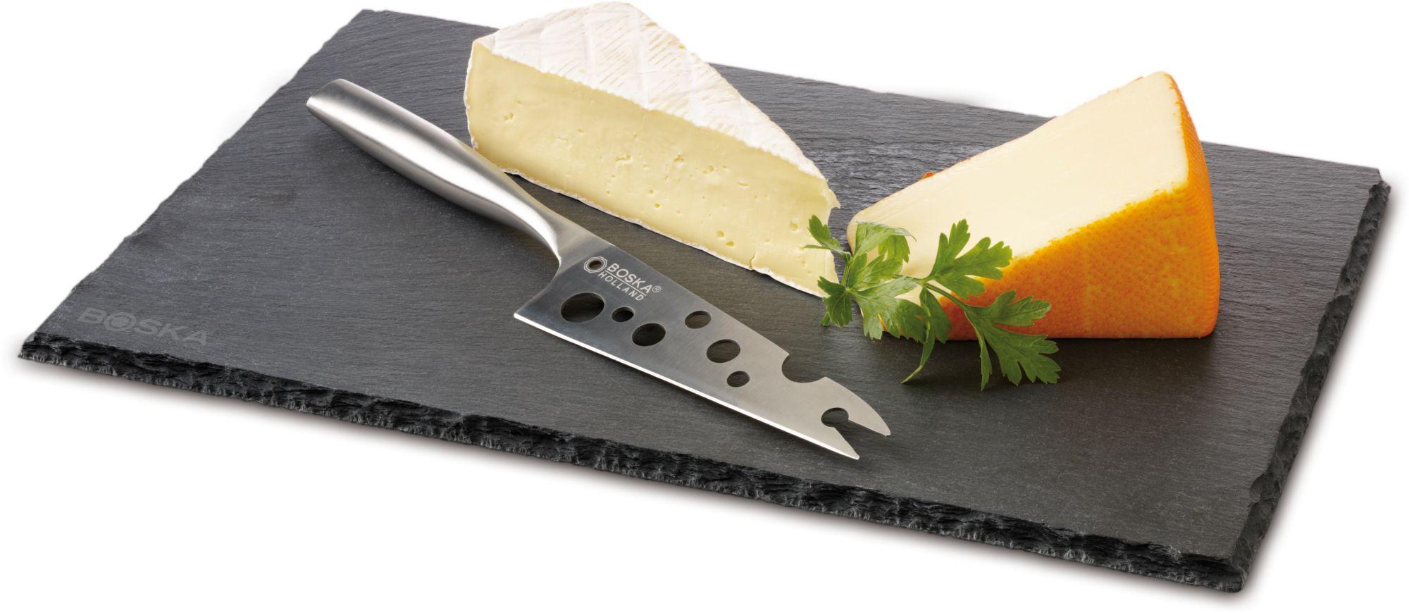 BOSKA HOLLAND BOSKA Holland Käse-Set, Schiefer, »Chessy L«