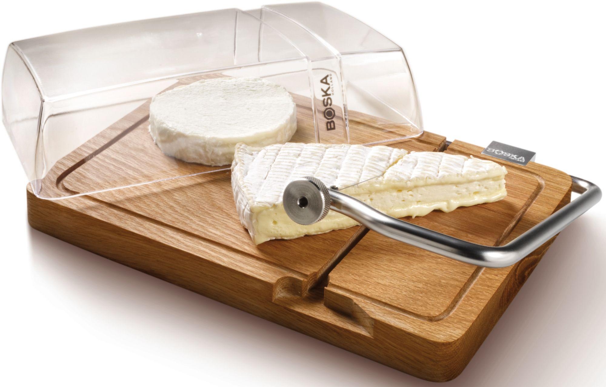 BOSKA HOLLAND BOSKA Holland Käse-Set, Eichenholz, »Petit Paris«