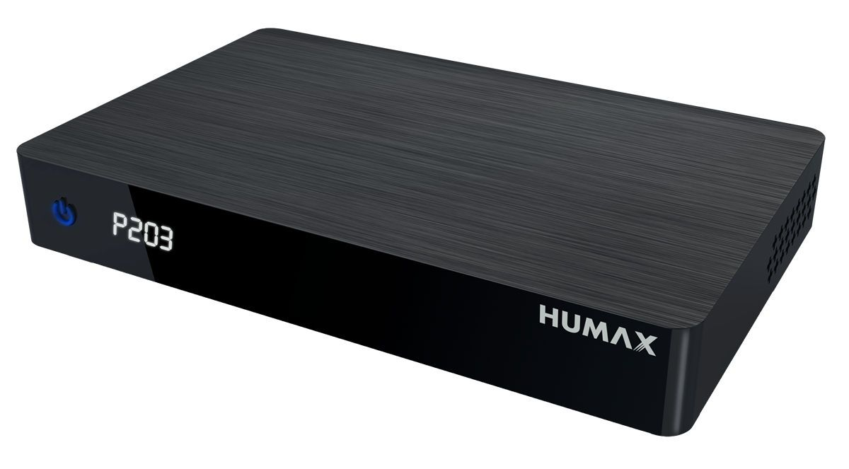 HUMAX  HDTV Twin Satelliten-Receiver mit PVR-Ready »HD Fox IP Connect«