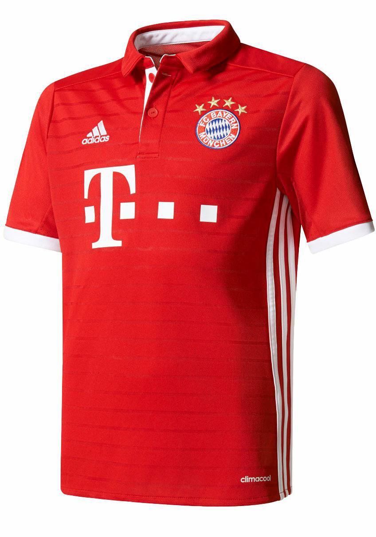 ADIDAS PERFORMANCE adidas Performance FC Bayern München Trikot Home 2016/2017 Kinder