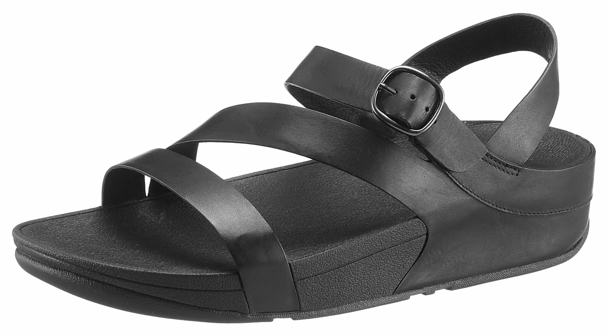 FITFLOP FitFlop Keilsandalette »The Skinny Z-Cross Sandals«